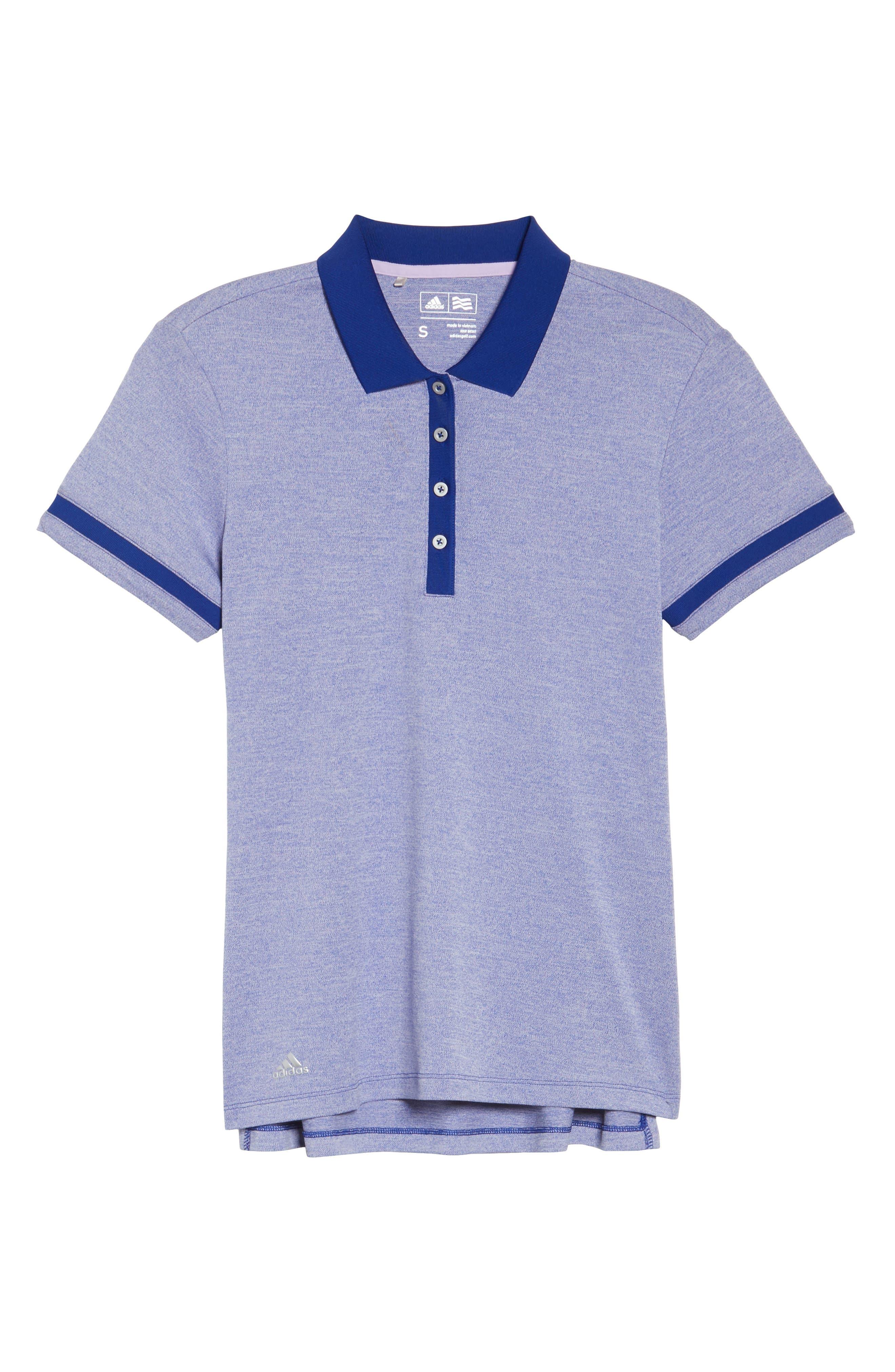 Piqué Knit Golf Polo,                             Alternate thumbnail 7, color,                             404