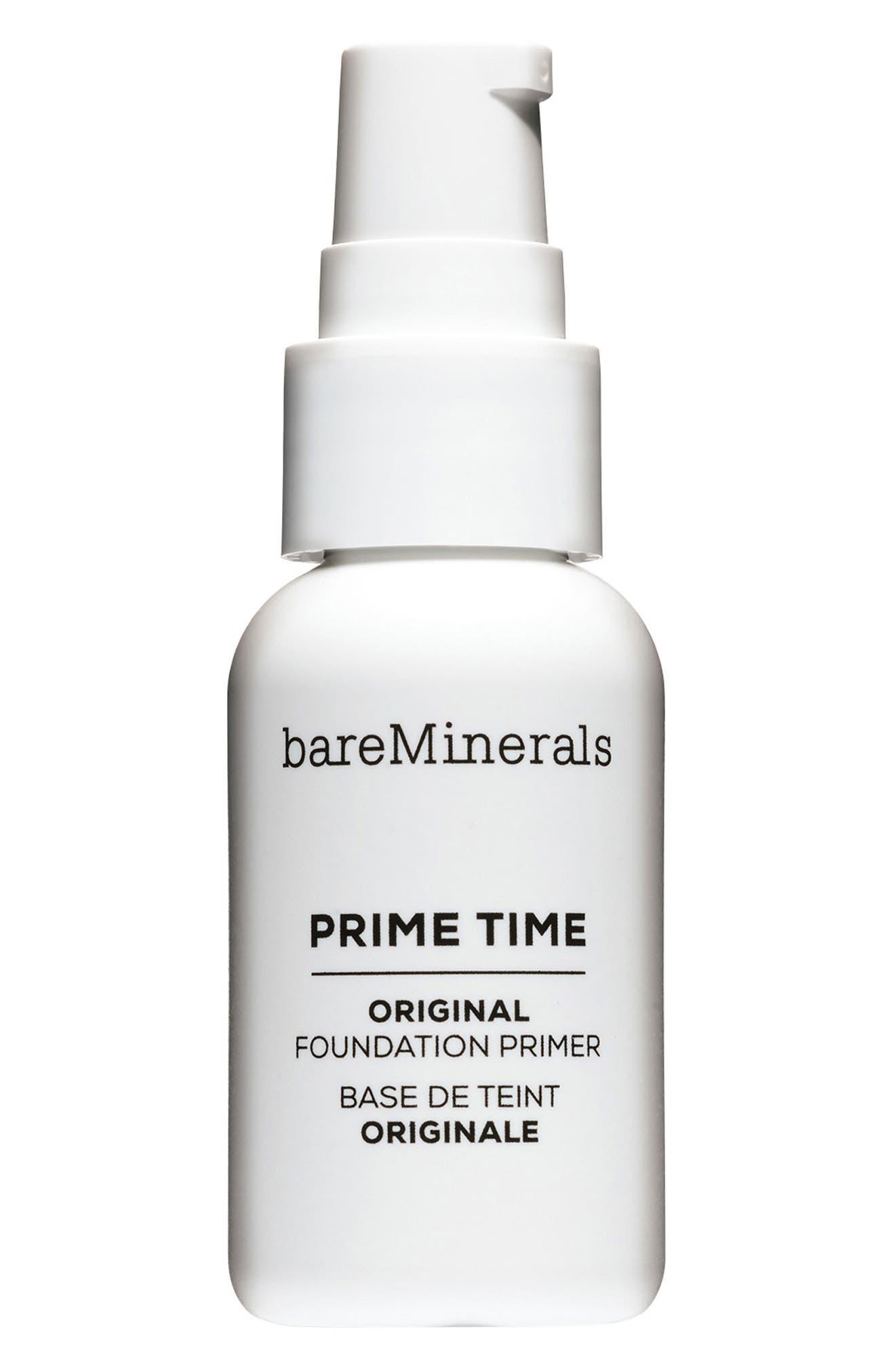 BAREMINERALS<SUP>®</SUP>,                             Prime Time Original Foundation Primer,                             Alternate thumbnail 2, color,                             NO COLOR