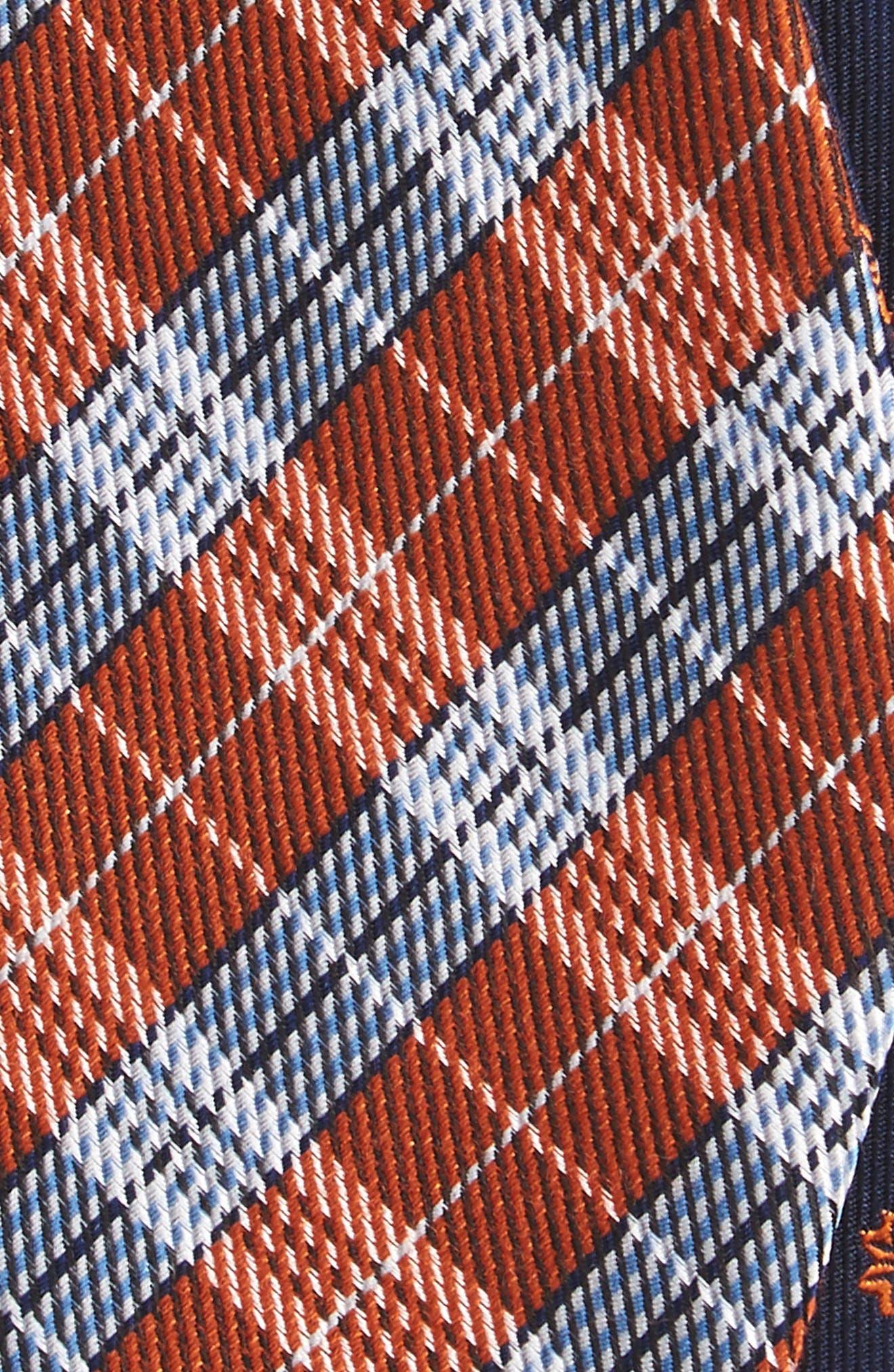 Emerson Reversible Silk Bow Tie,                             Alternate thumbnail 12, color,