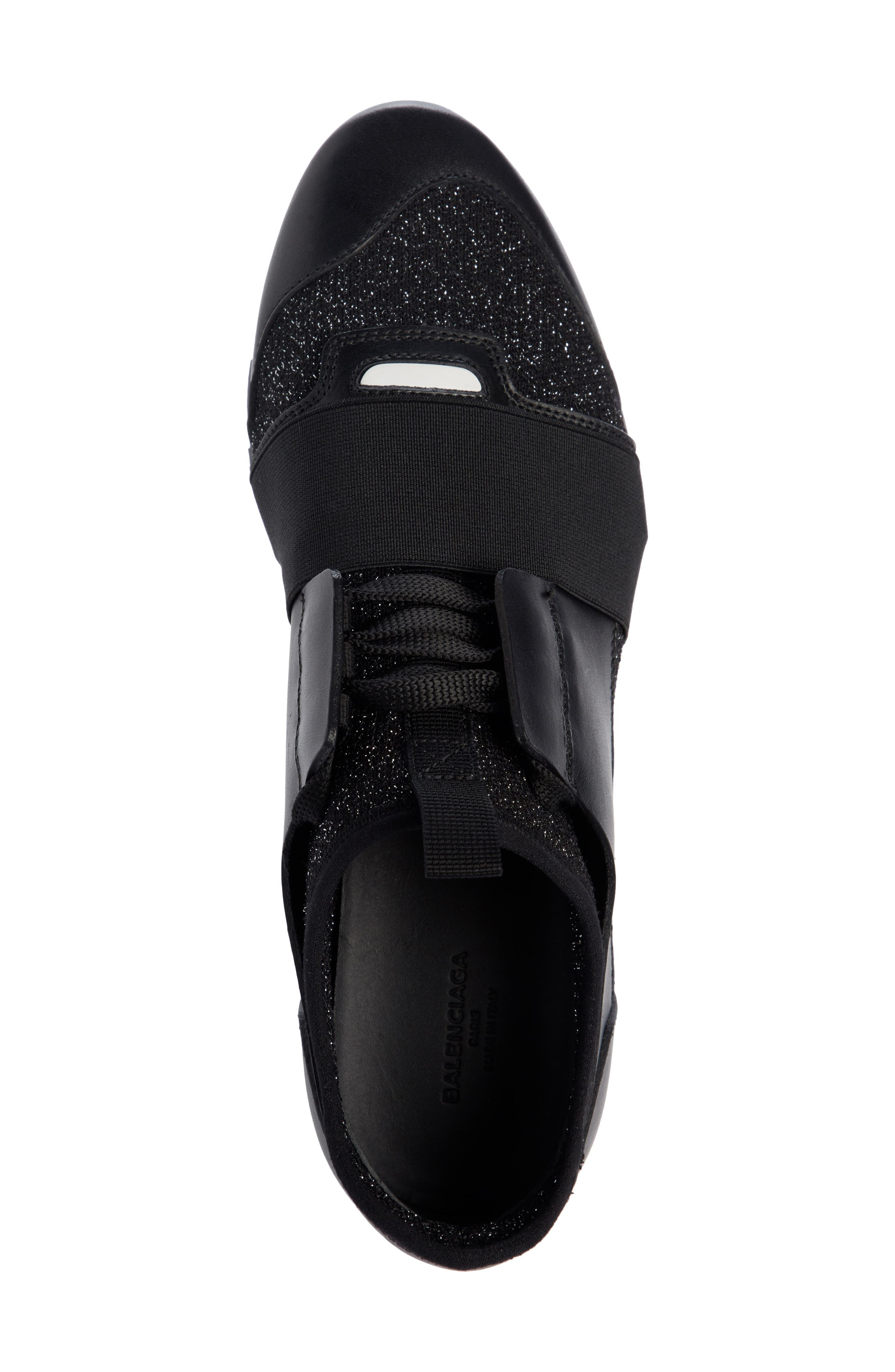 Lace-Up Sneaker,                             Alternate thumbnail 4, color,