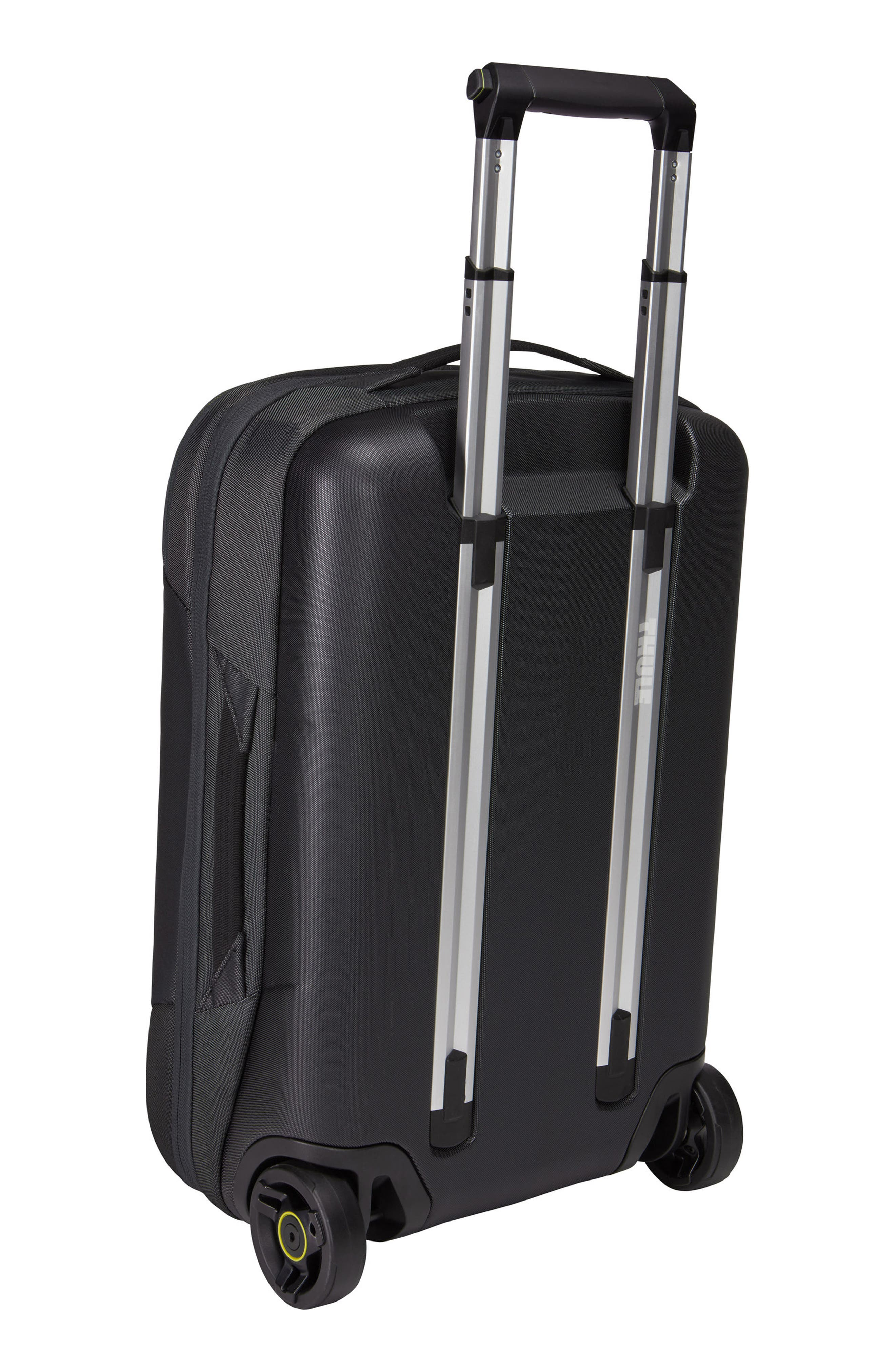 Subterra 22-Inch Carry-On,                             Alternate thumbnail 4, color,                             DARK SHADOW