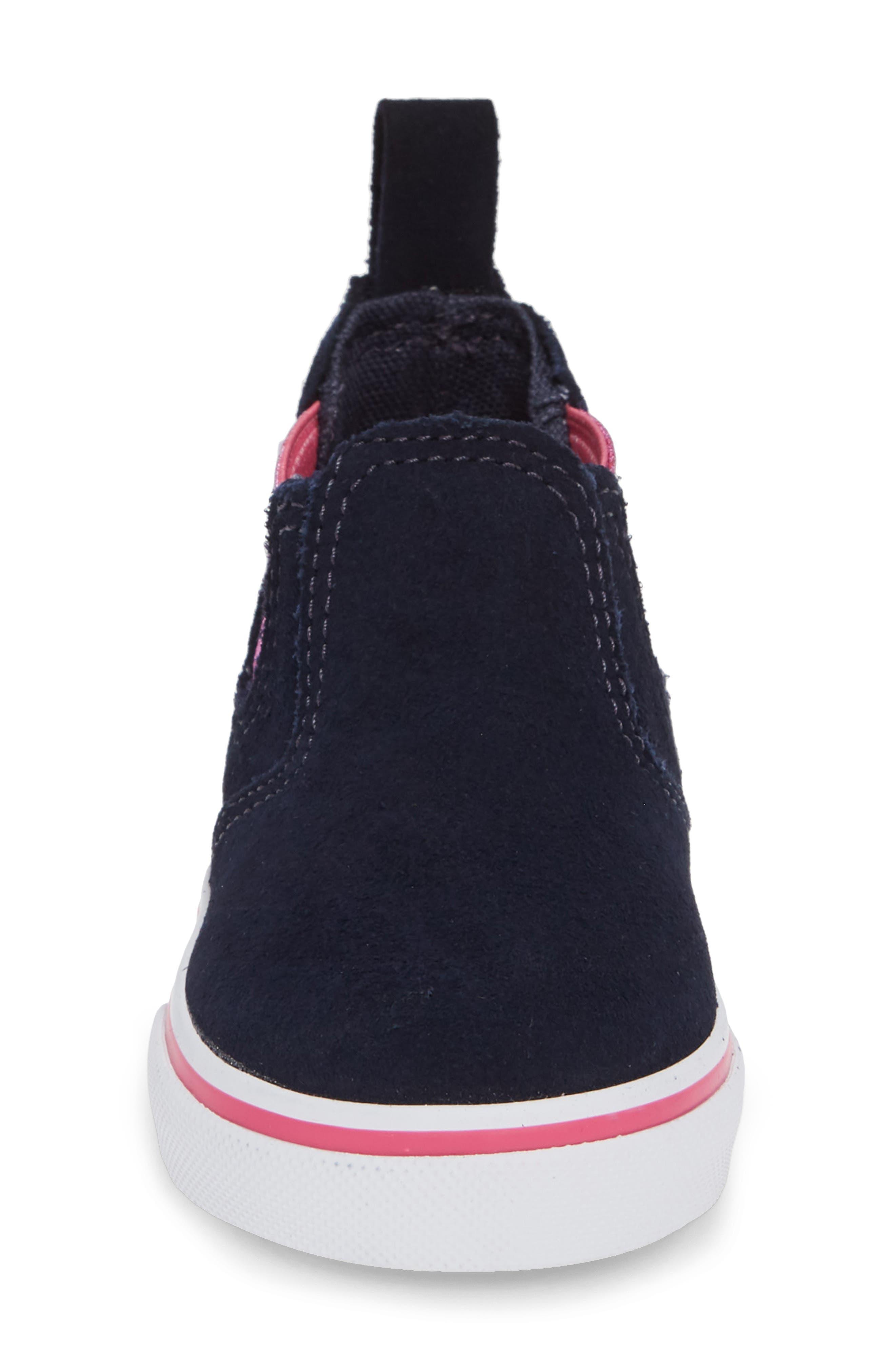 Classic Slip-On Sneaker,                             Alternate thumbnail 4, color,                             421