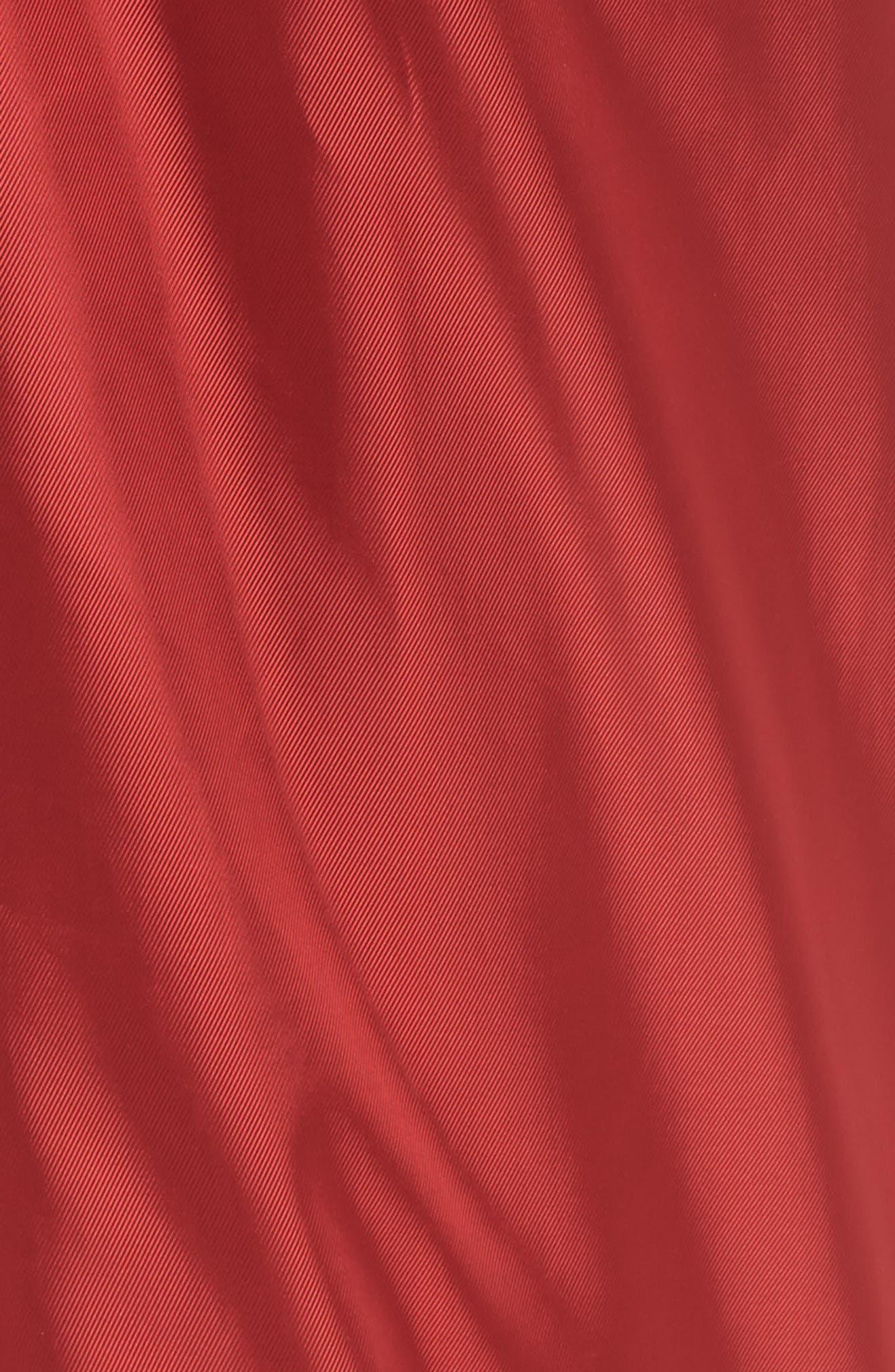 NikeLab Collection Women's Satin Track Pants,                             Alternate thumbnail 6, color,                             600