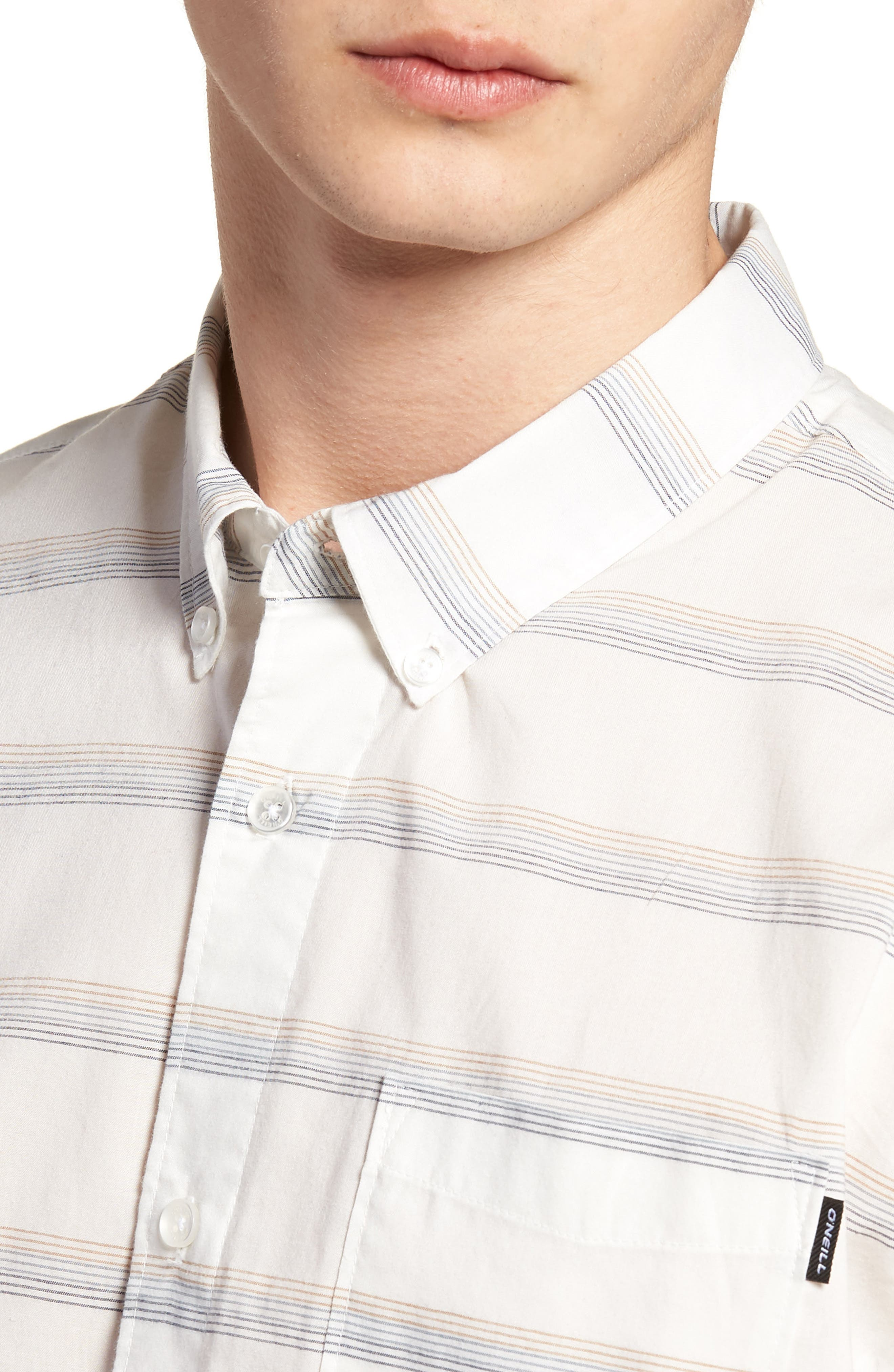 Pickett Woven Shirt,                             Alternate thumbnail 8, color,
