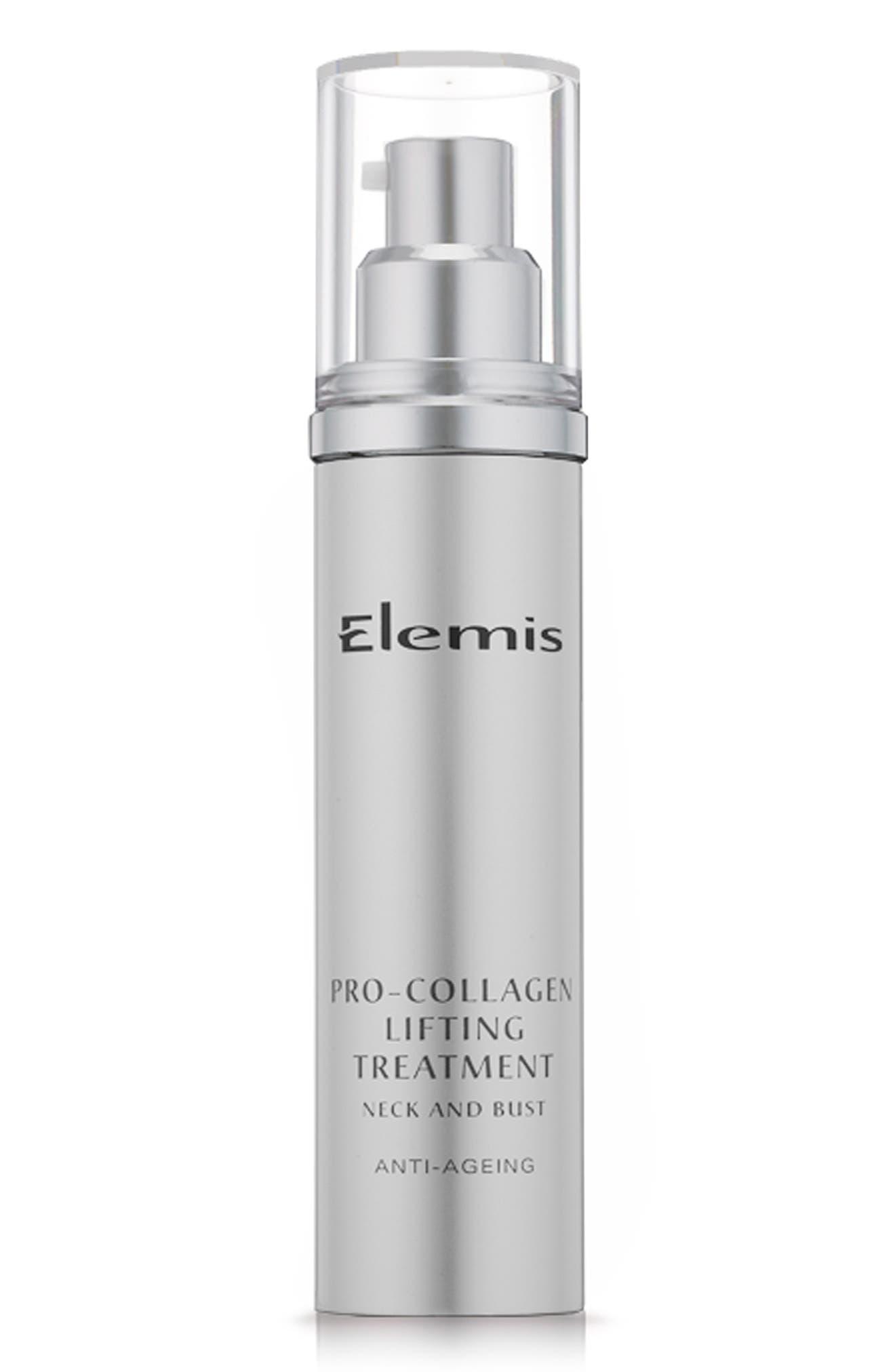 ELEMIS,                             Pro-Collagen Lifting Treatment Neck & Bust,                             Alternate thumbnail 3, color,                             000