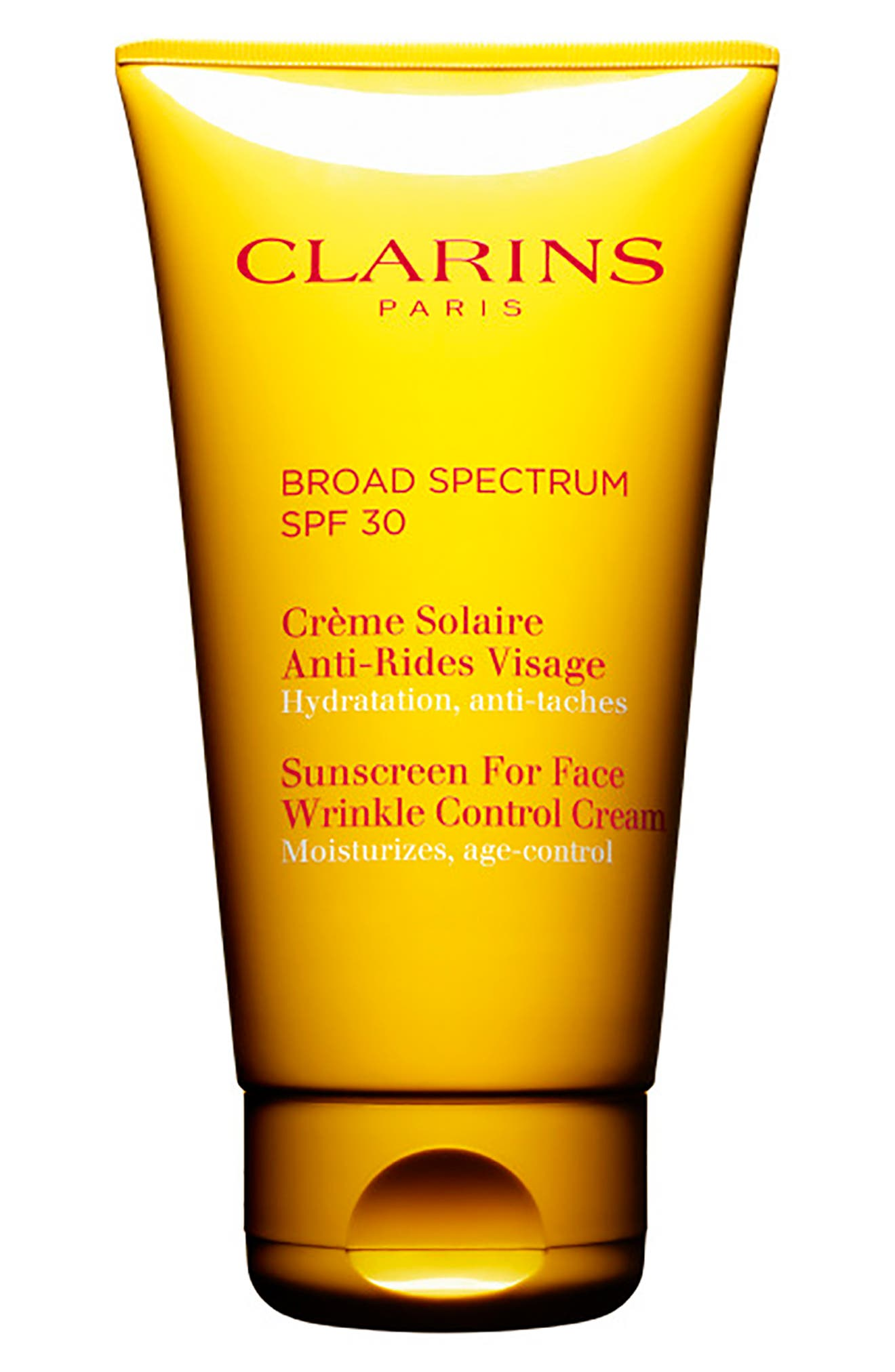 Sunscreen for Face Wrinkle Control Cream SPF 30,                             Alternate thumbnail 2, color,                             NO COLOR