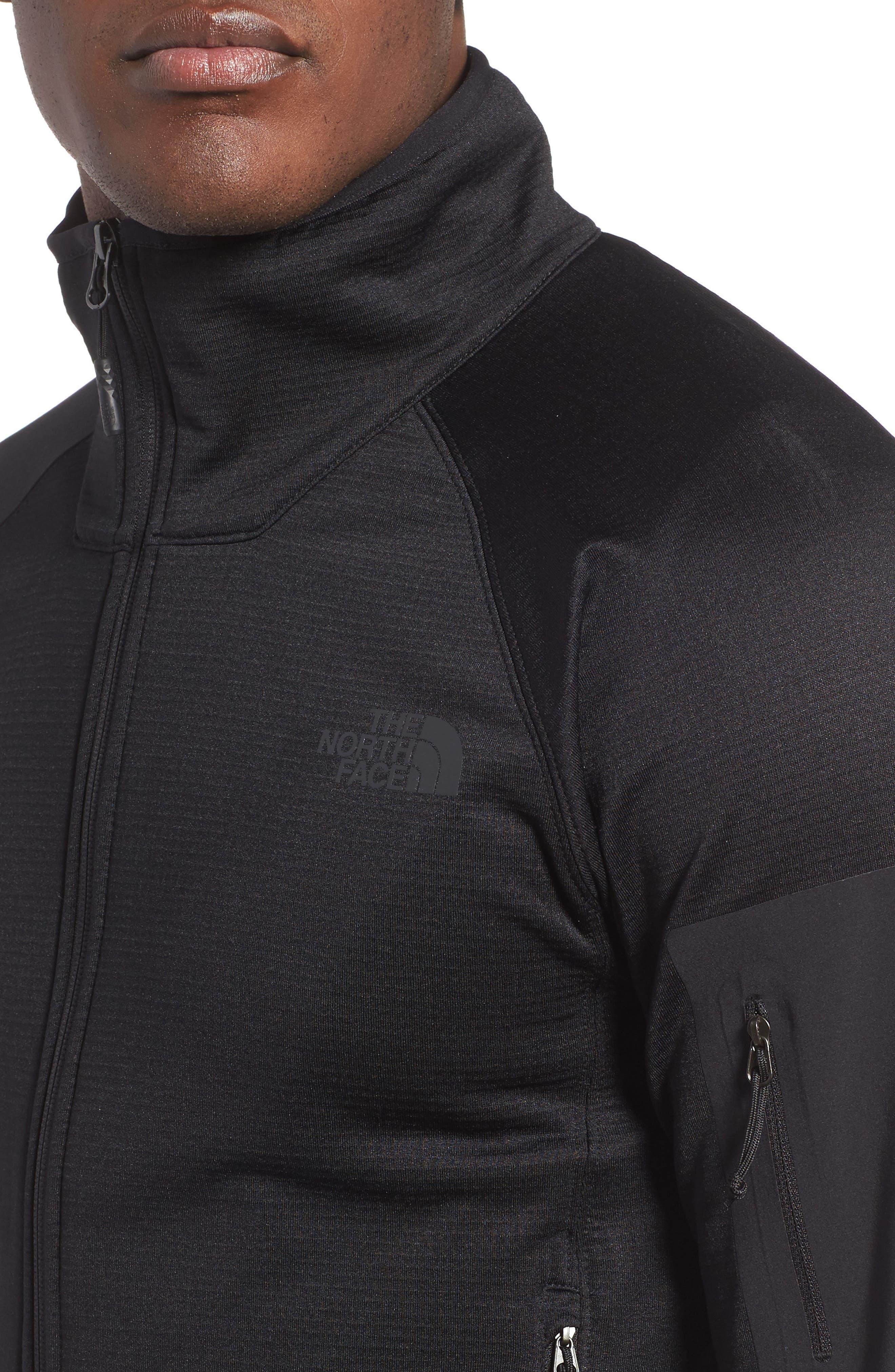 Borod Jacket,                             Alternate thumbnail 4, color,                             TNF BLACK/ TNF BLACK
