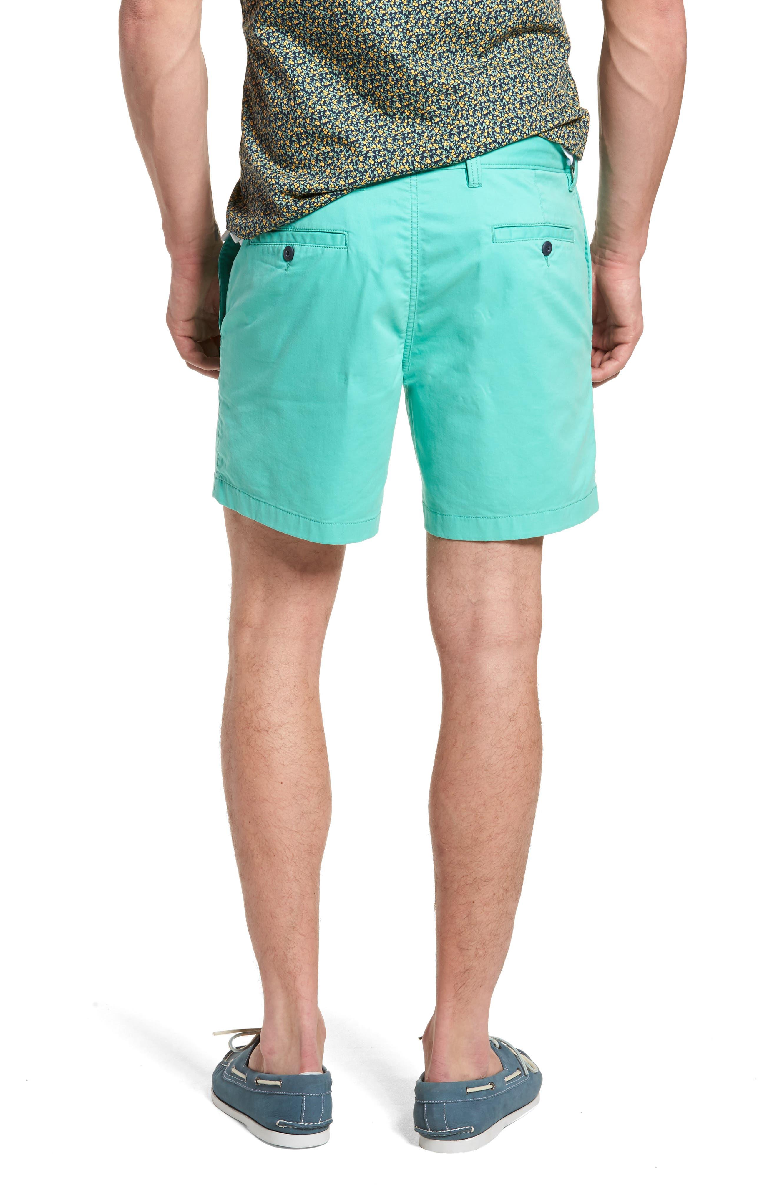 Ballard Slim Fit Stretch Chino 7-Inch Shorts,                             Alternate thumbnail 18, color,