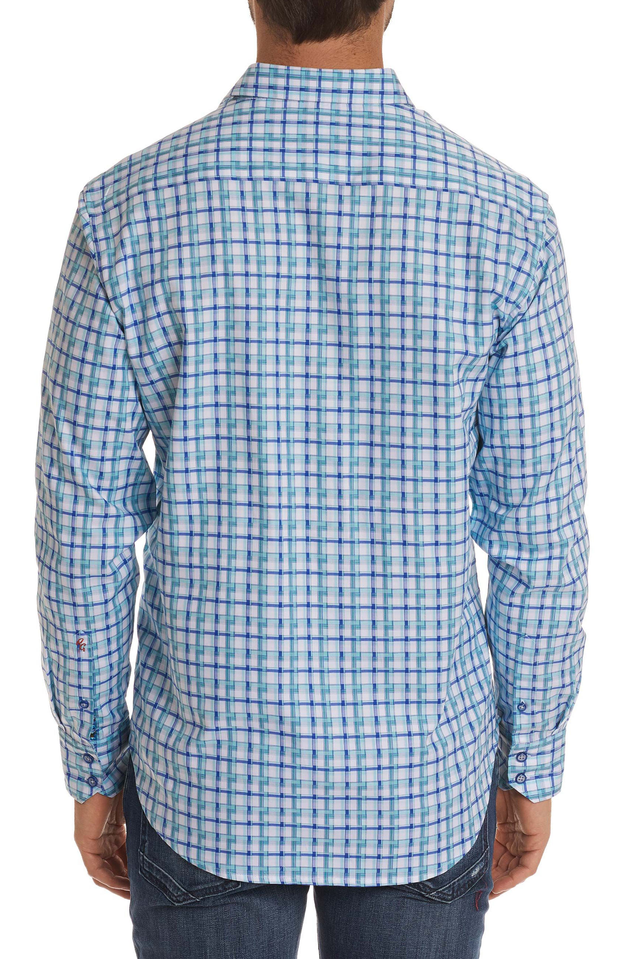 Grouper Classic Fit Geo Sport Shirt,                             Alternate thumbnail 2, color,                             444