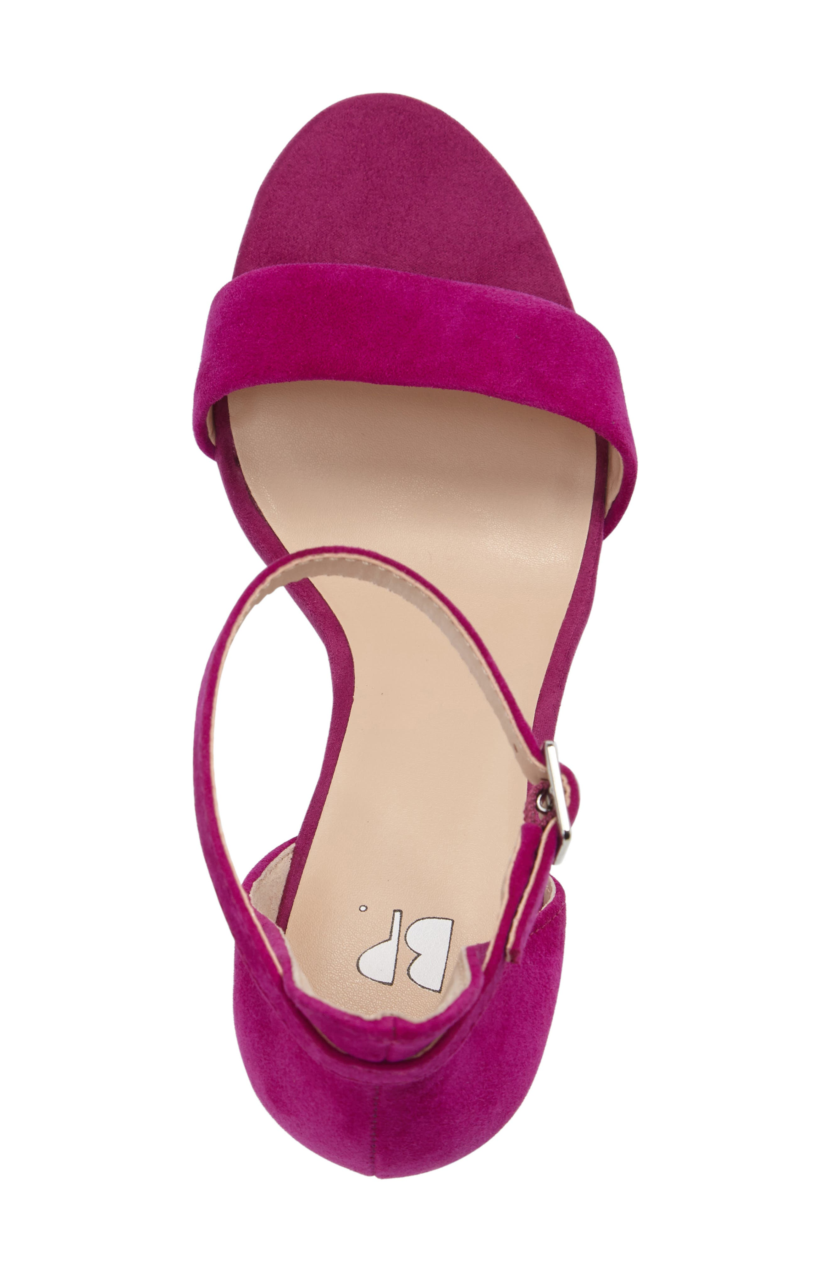 'Luminate' Open Toe Dress Sandal,                             Alternate thumbnail 207, color,