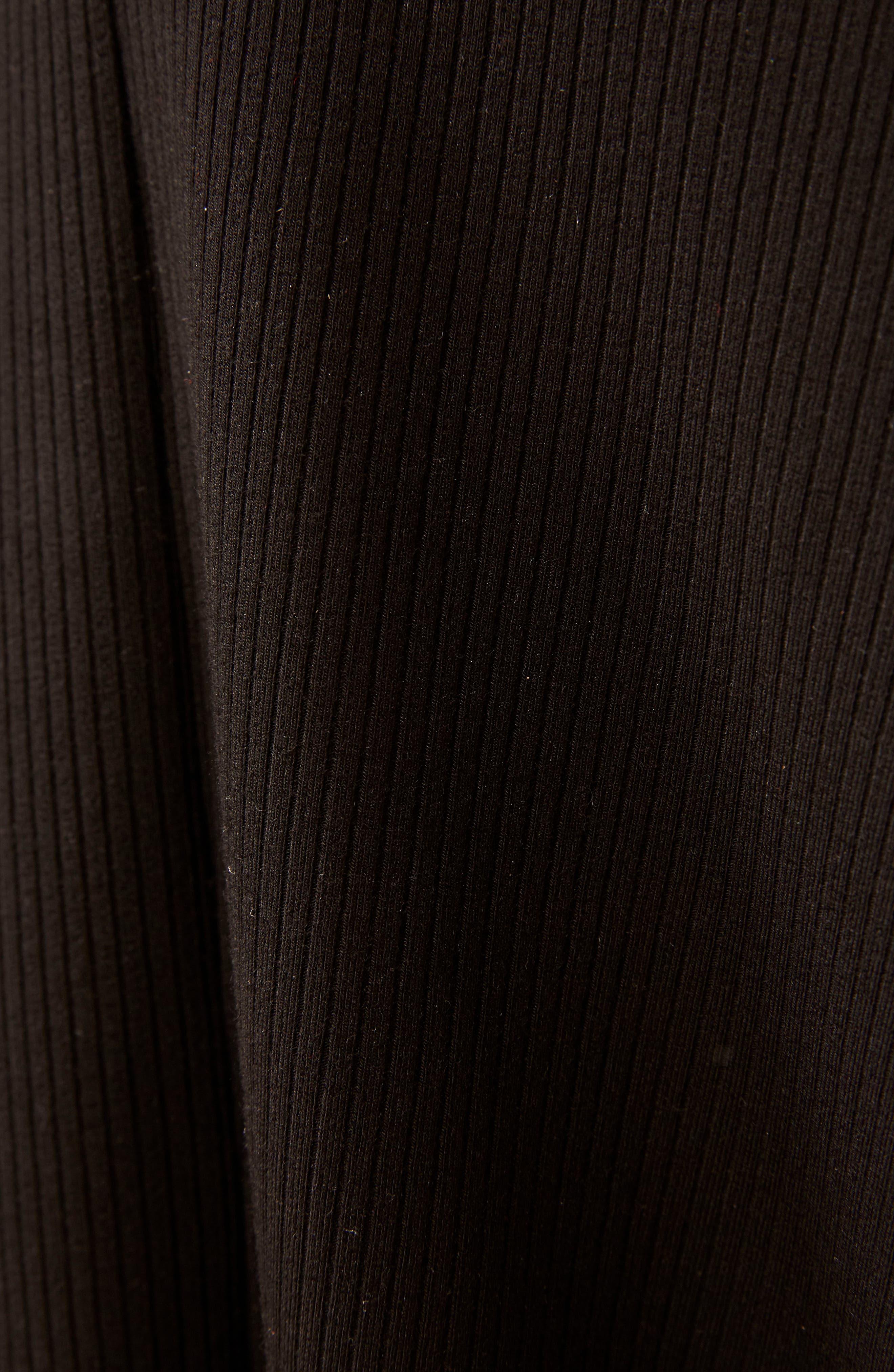 Bettie Dress,                             Alternate thumbnail 4, color,                             BLACK