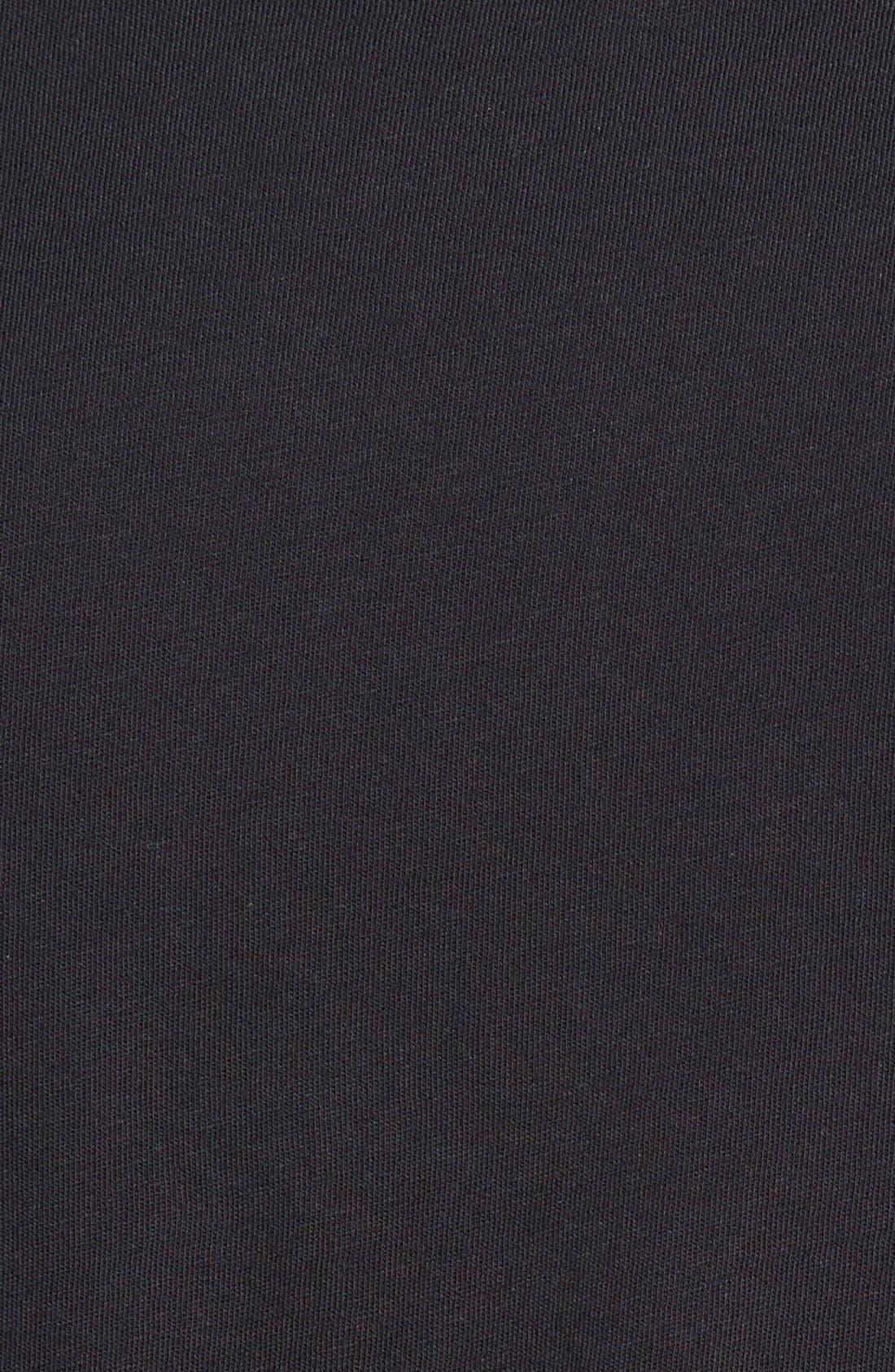 Pensacola Slim Fit Polo,                             Alternate thumbnail 5, color,                             001