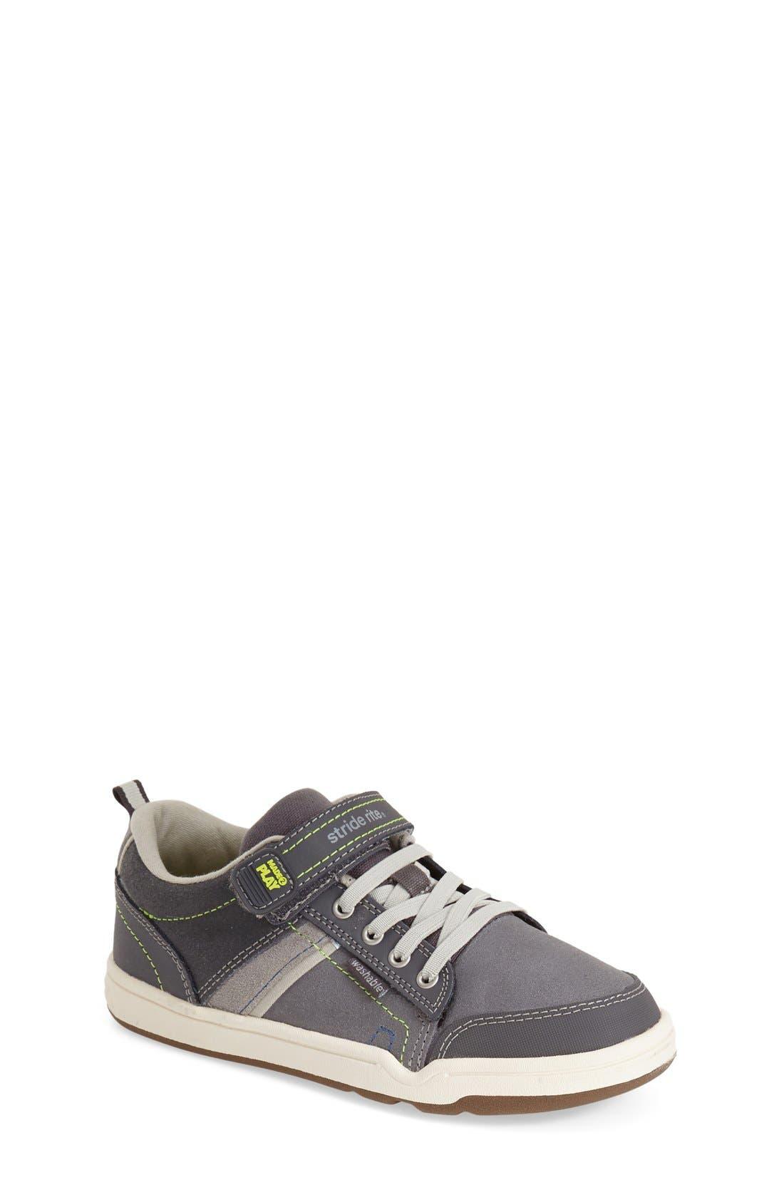 'Made 2 Play<sup>®</sup> Caleb' Sneaker,                             Main thumbnail 1, color,