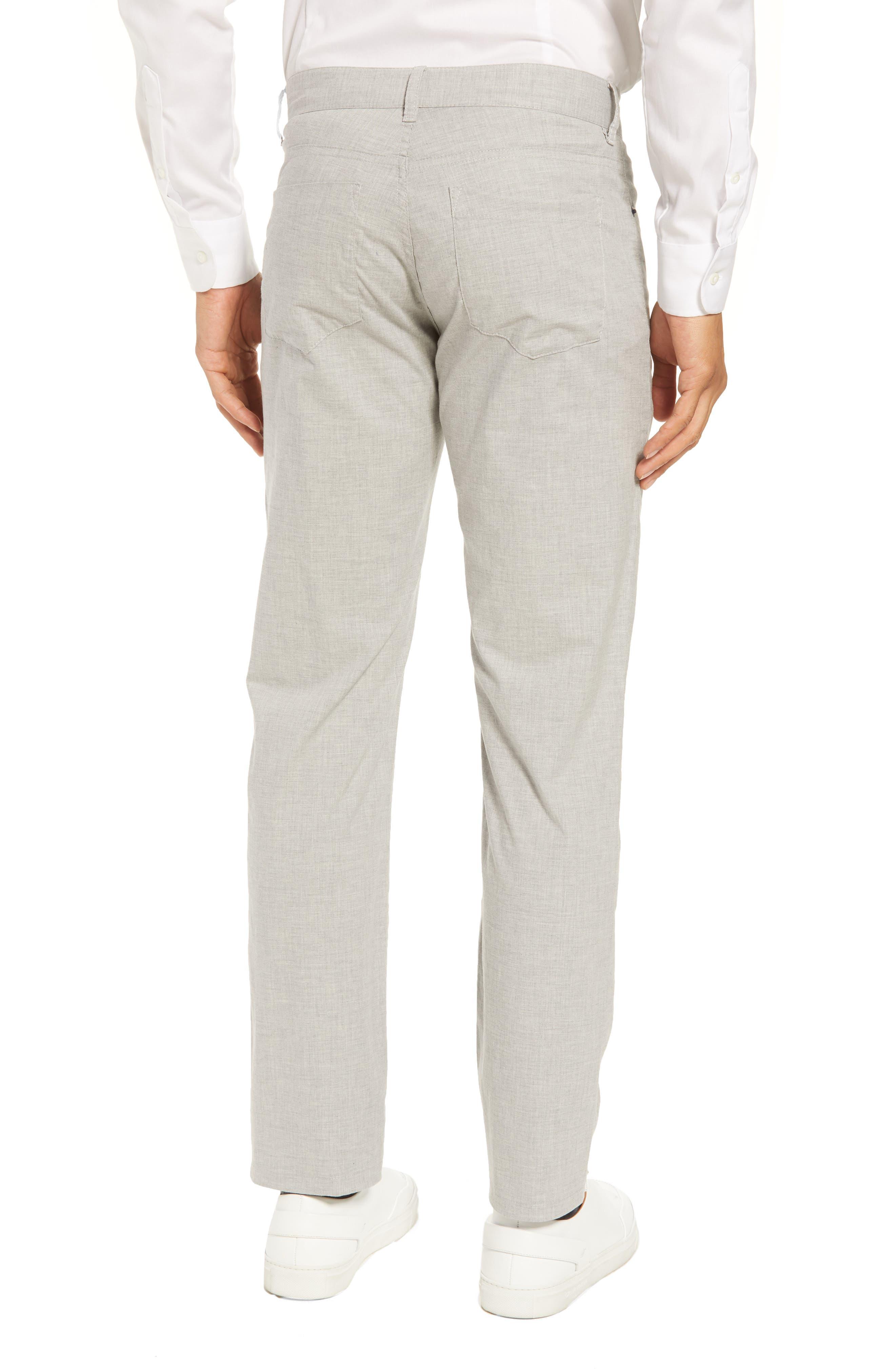 McKinney Regular Fit Straight Leg Pants,                             Alternate thumbnail 2, color,                             GREY