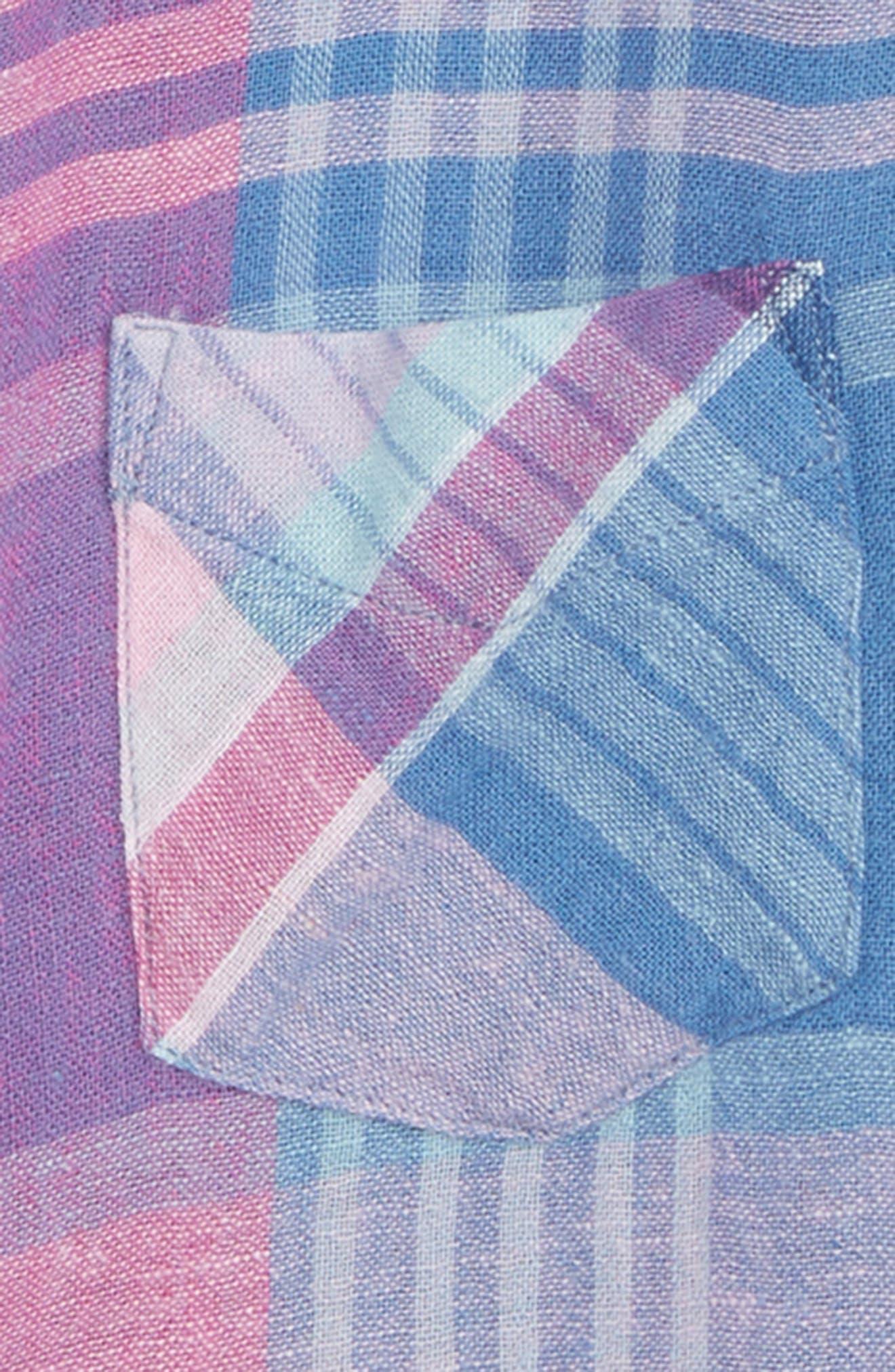 RAILS,                             Cora Plaid Shirt,                             Alternate thumbnail 2, color,                             429