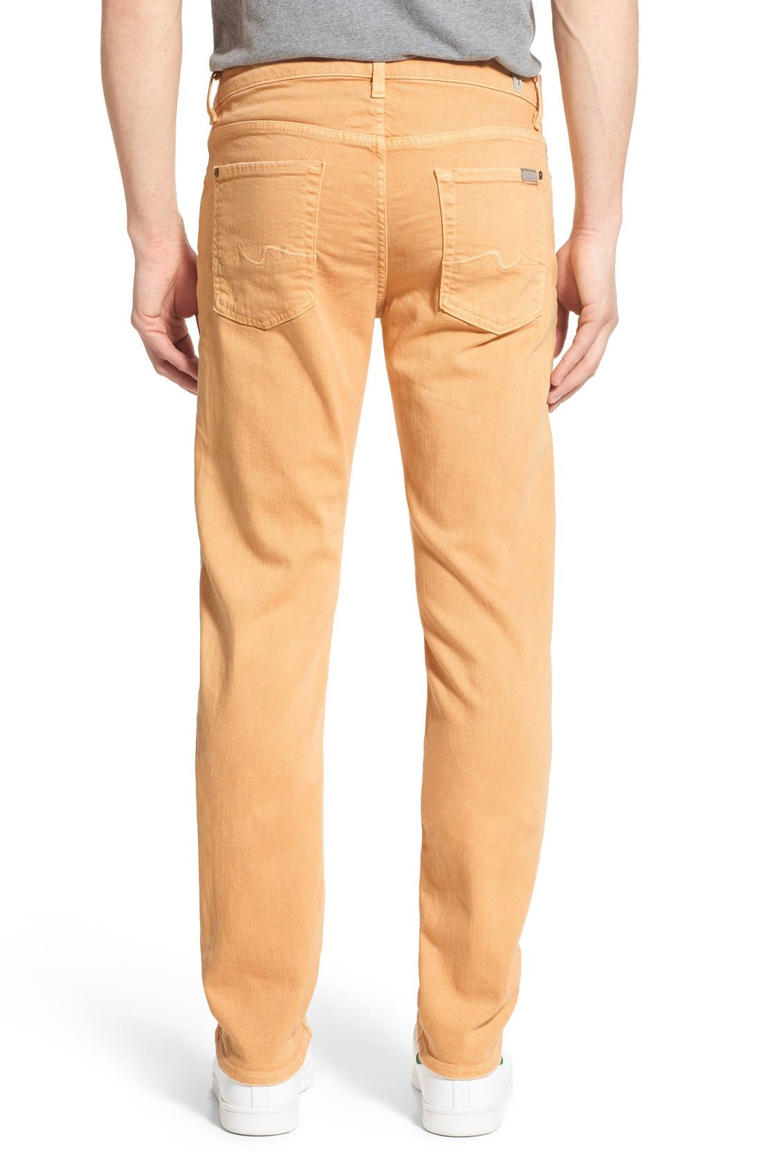 'Slimmy - Luxe Performance' Slim Fit Jeans,                             Alternate thumbnail 80, color,
