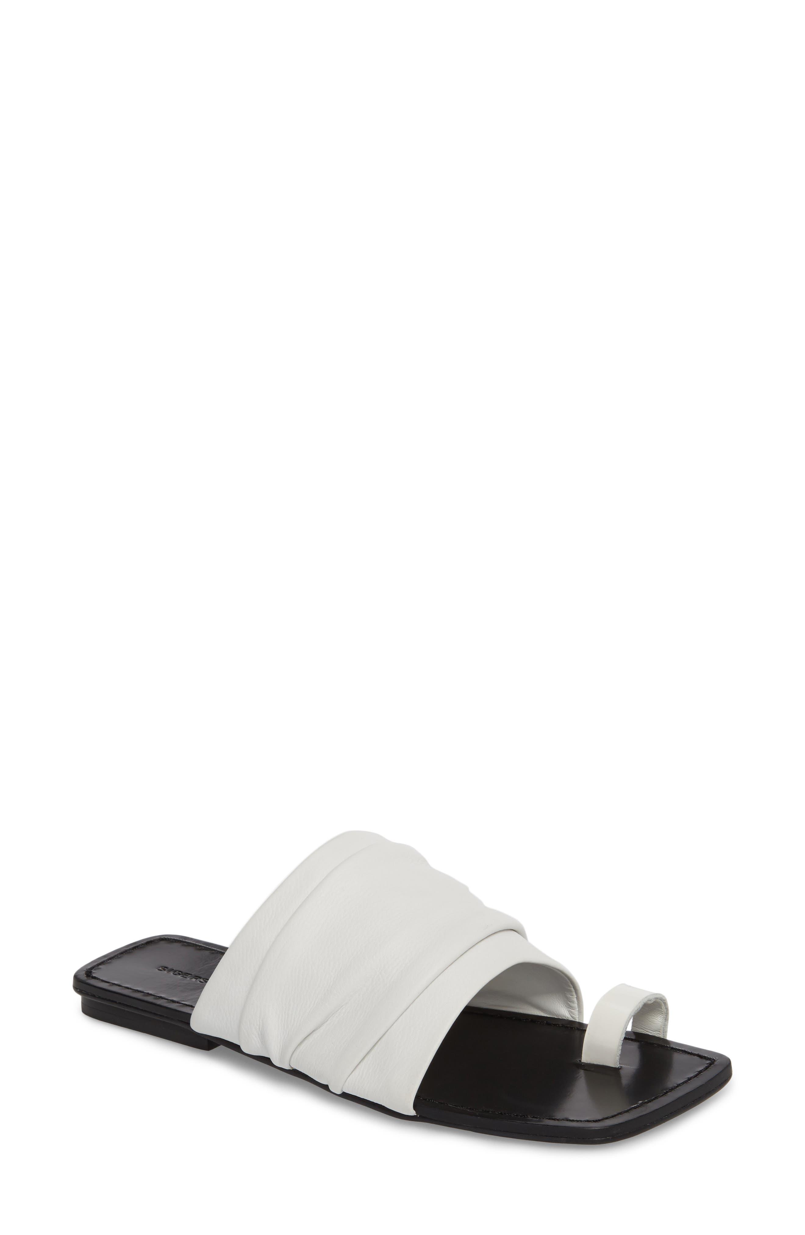 Toe Loop Sandal,                         Main,                         color,