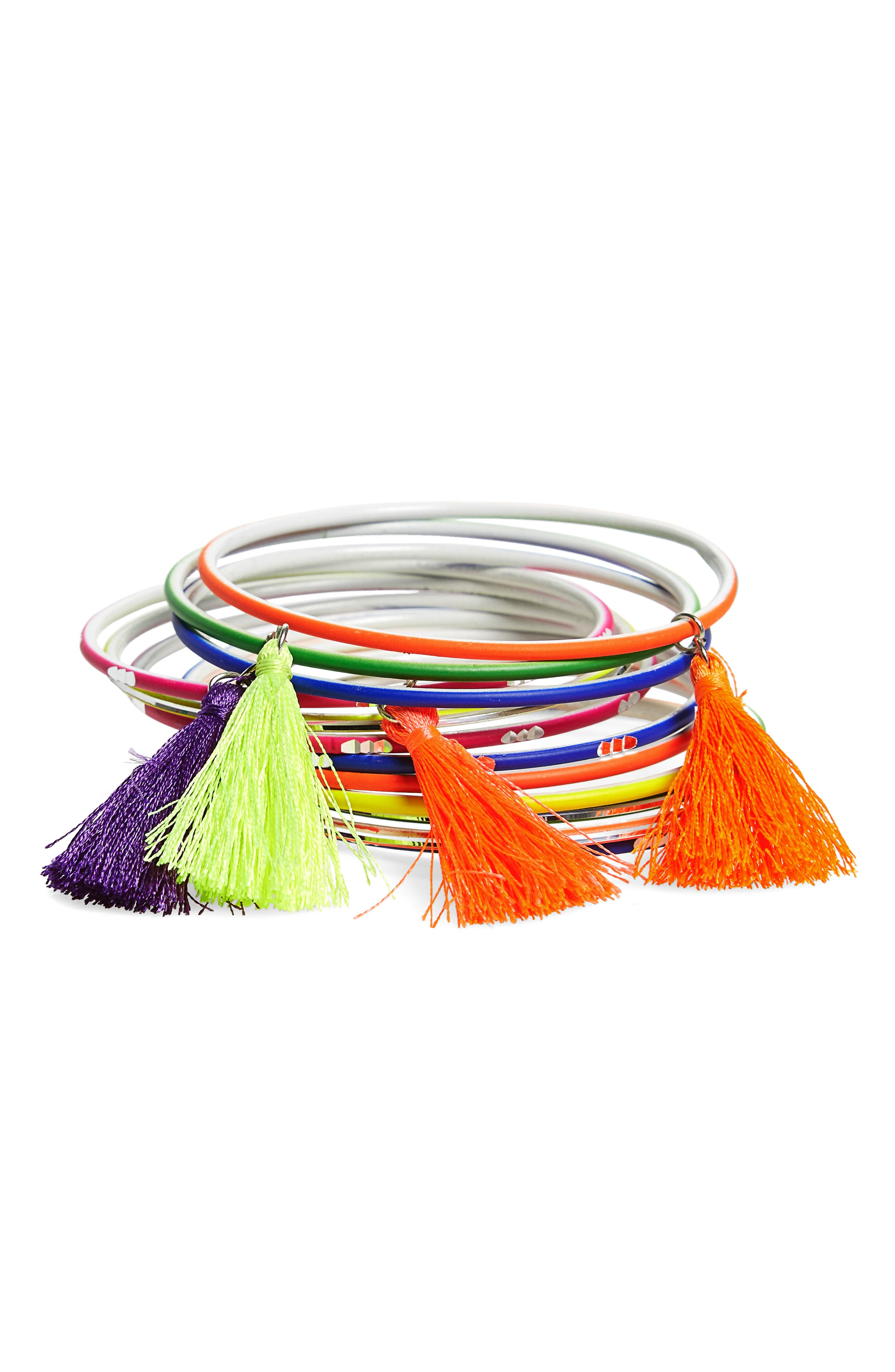 Capelli of New York Set of 12 Bangles,                         Main,                         color,