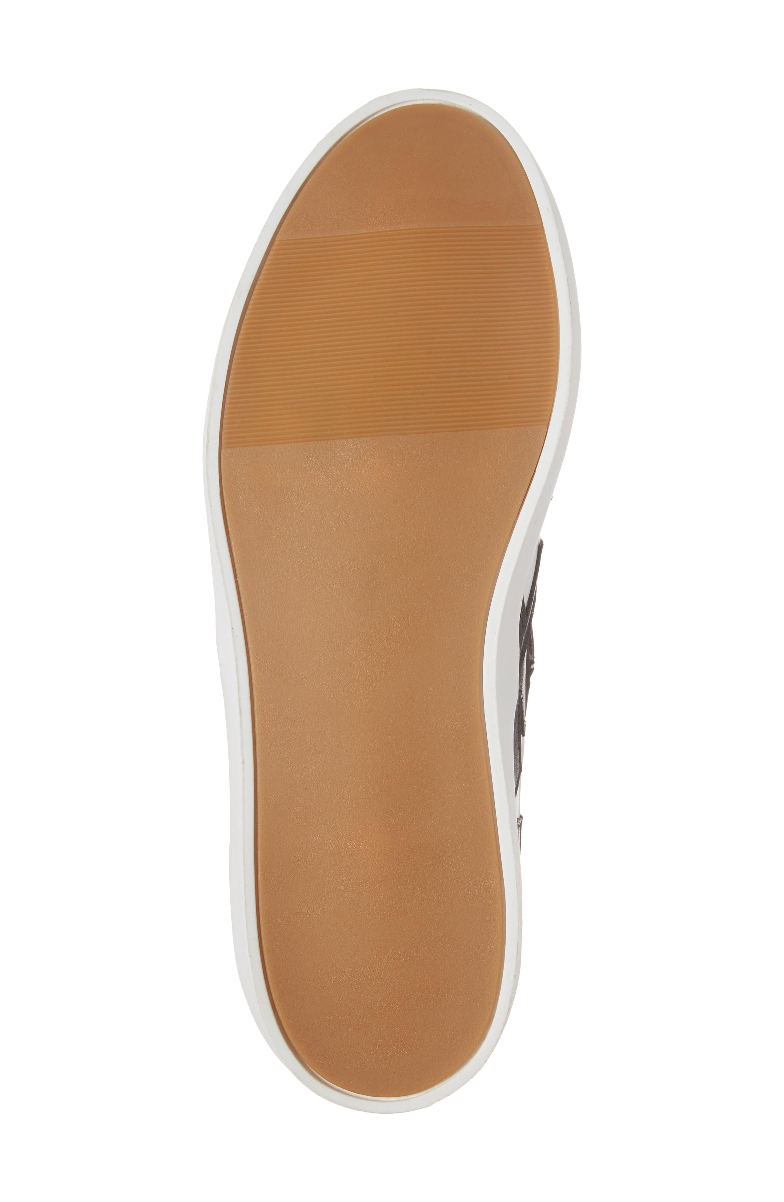 Highlight Slip-On Star Sneaker,                             Alternate thumbnail 6, color,                             015