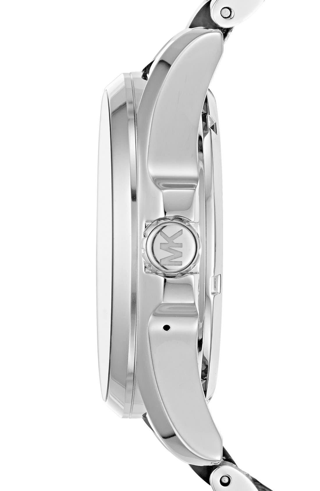 MICHAEL Michael Kors Bradshaw Access Bracelet Smart Watch, 45mm,                             Alternate thumbnail 36, color,