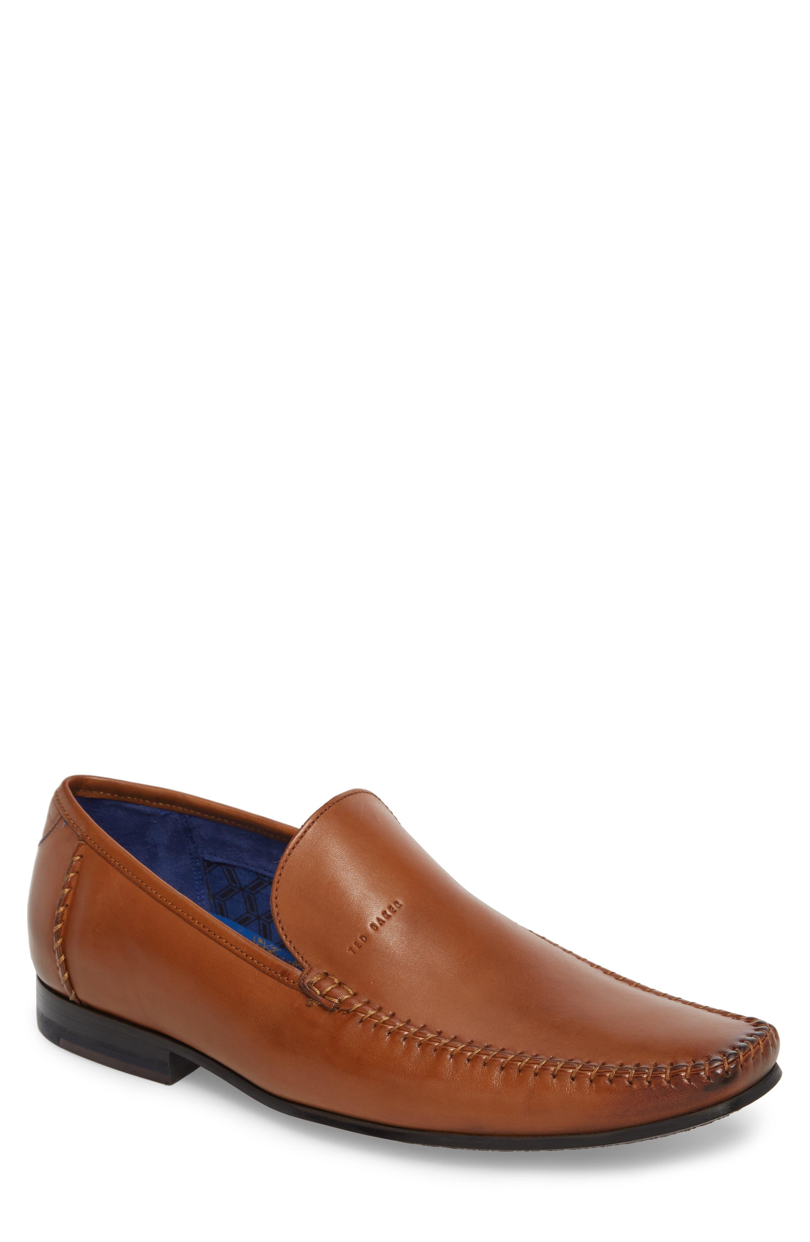 Ted Baker London Bly 9 Venetian Loafer, Brown