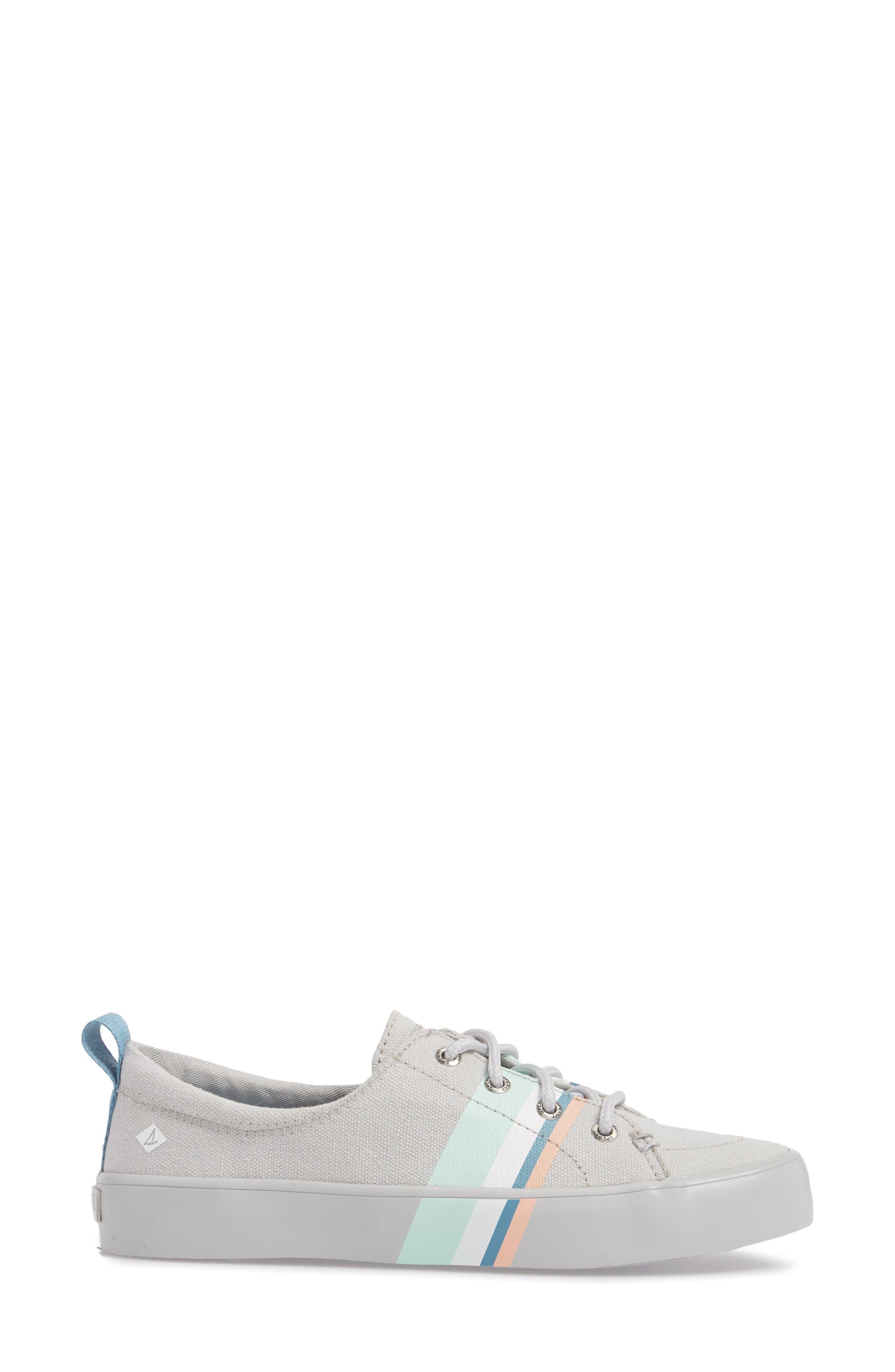 Crest Vibe Slip-On Sneaker,                             Alternate thumbnail 3, color,                             050