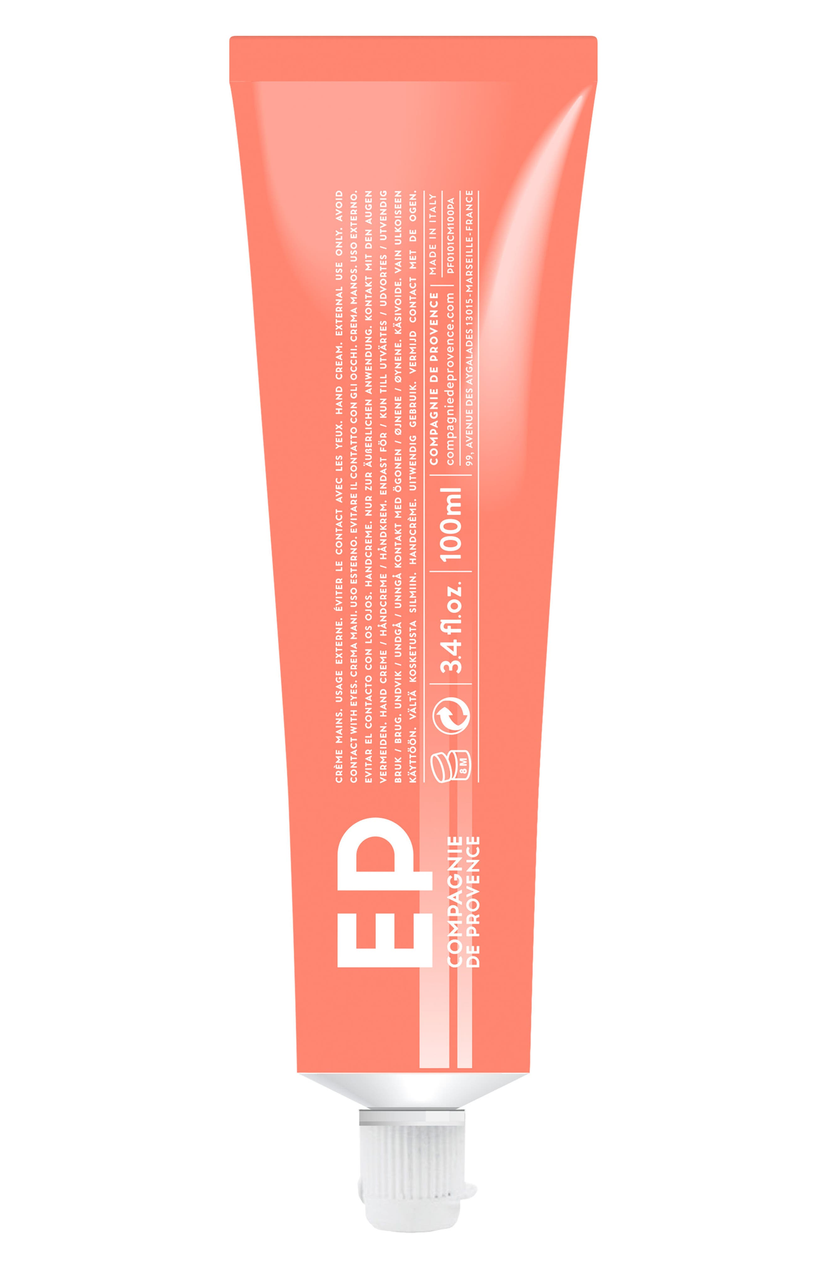 Pink Grapefruit Moisturizing Hand Cream,                             Alternate thumbnail 2, color,                             NO COLOR