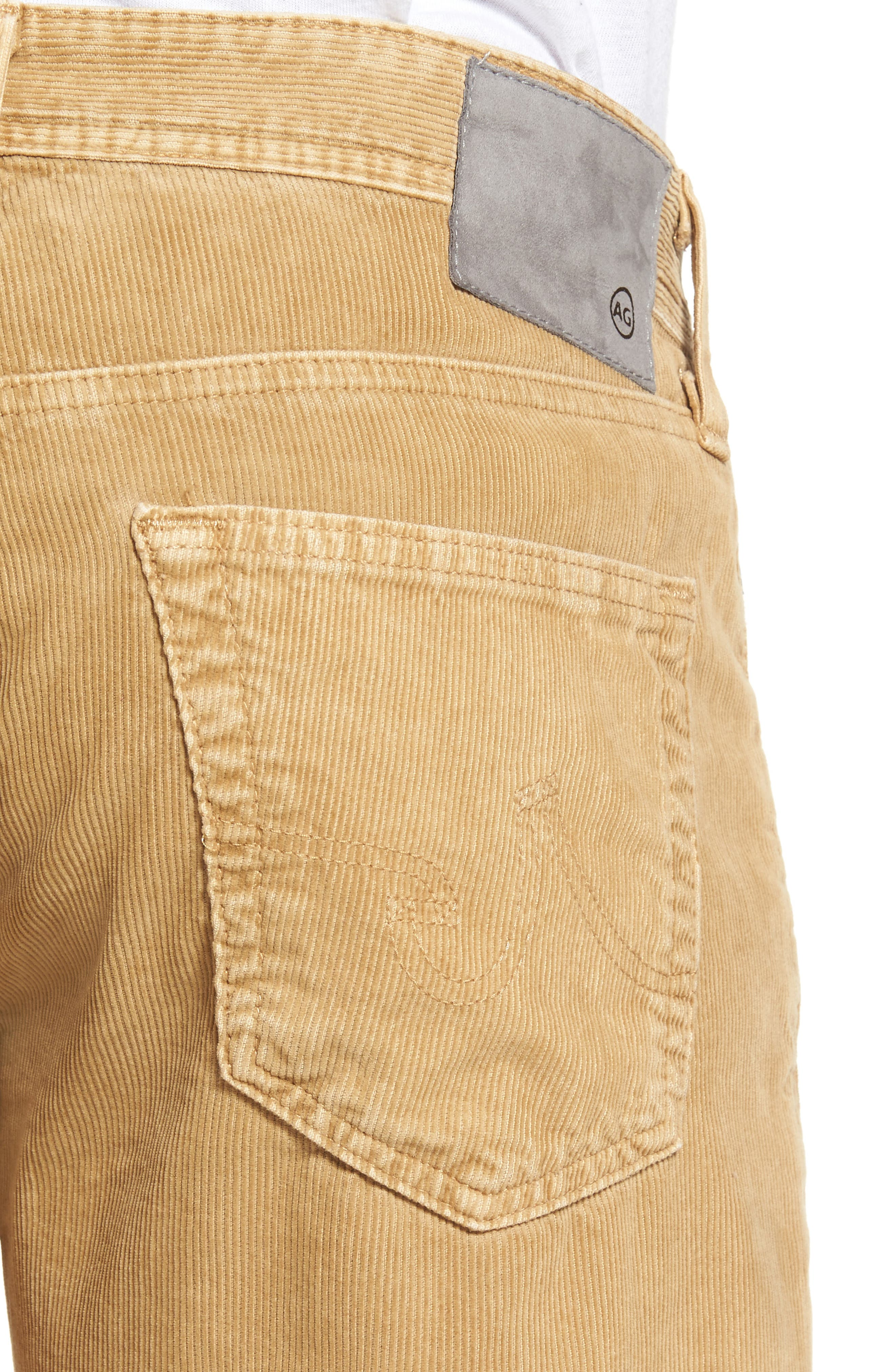 'Graduate' Tailored Straight Leg Corduroy Pants,                             Alternate thumbnail 47, color,