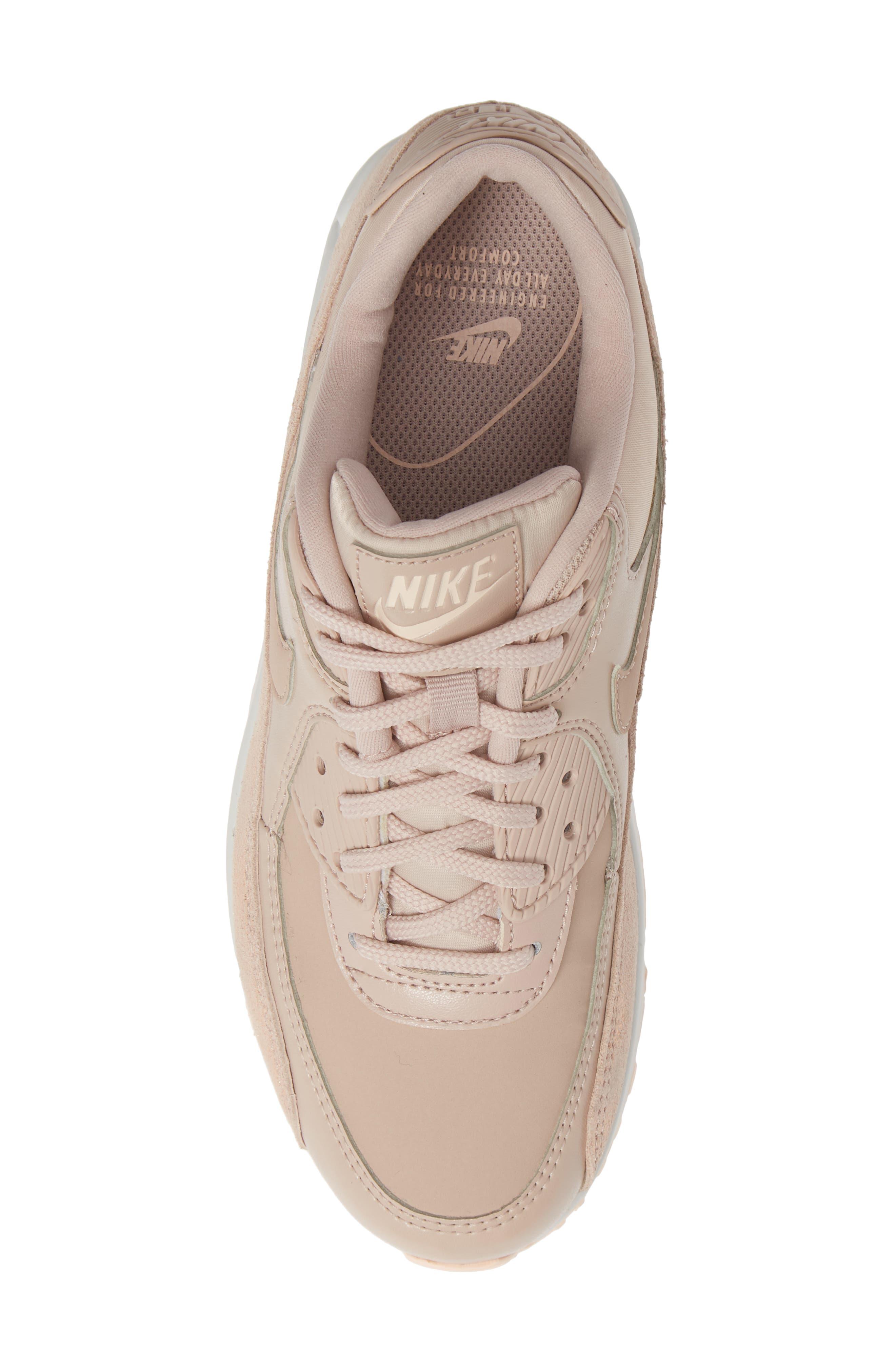 Air Max 90 SE Sneaker,                             Alternate thumbnail 38, color,