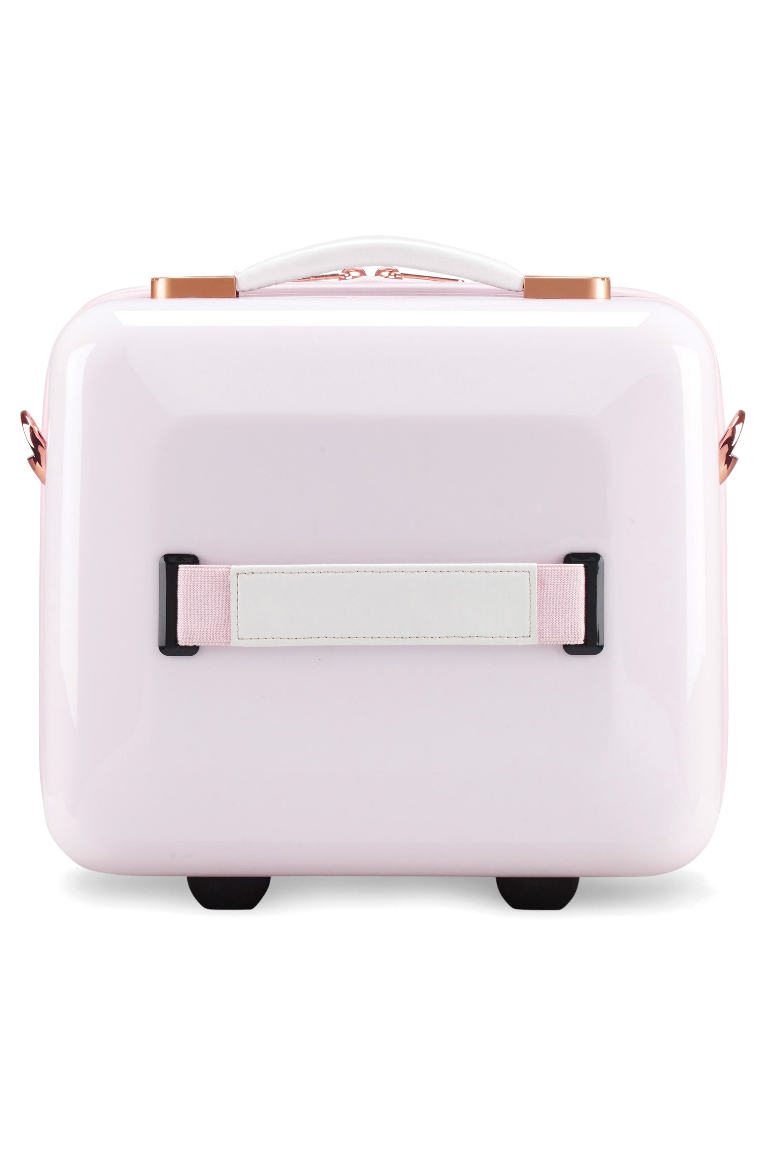 Blossoms Vanity Case,                             Alternate thumbnail 4, color,                             650