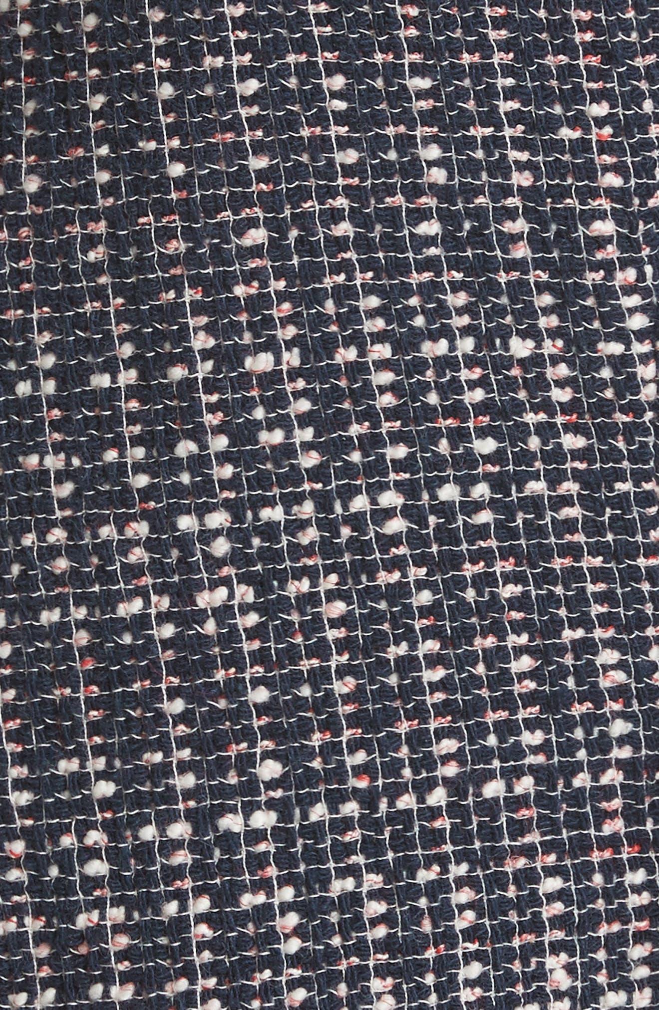 Multi Tweed Jacket,                             Alternate thumbnail 6, color,                             482