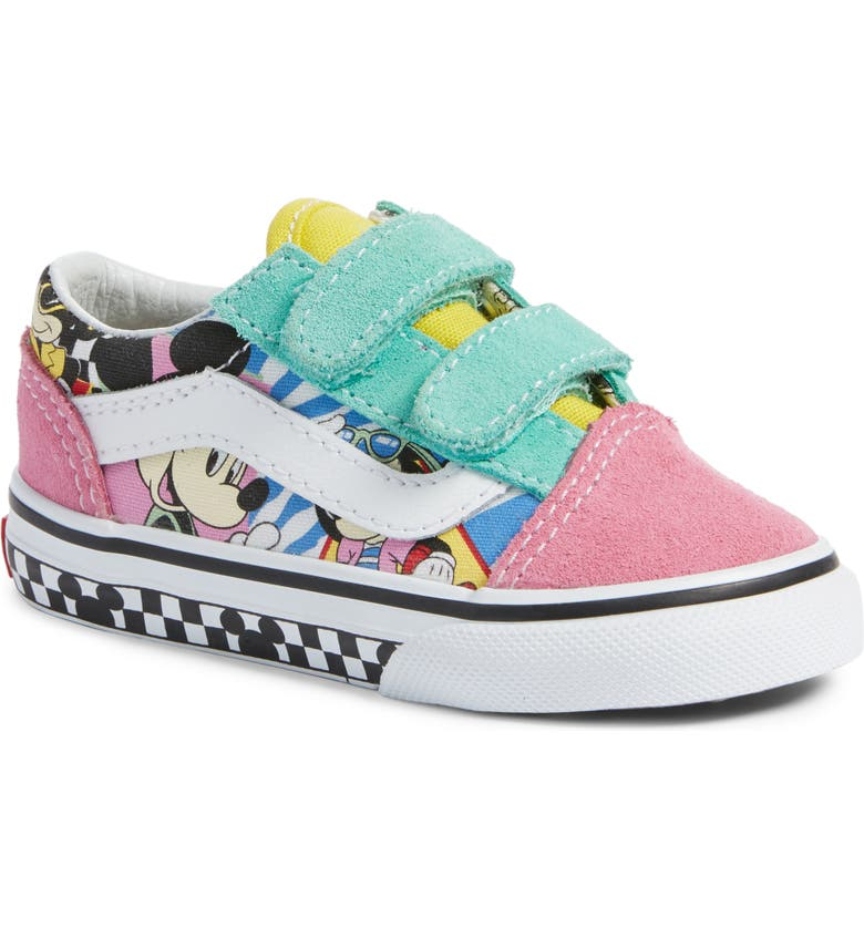 cd206fb53b92 Vans x Disney Old Skool V Sneaker (Baby