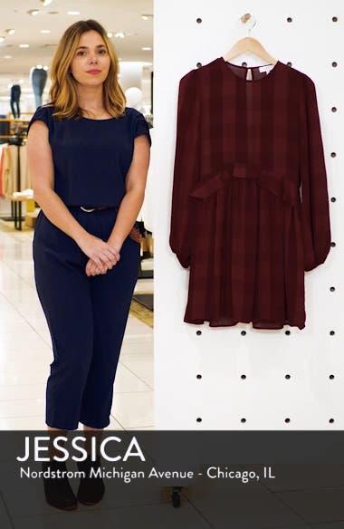 Heidi Ruffle Stripe Minidress, sales video thumbnail