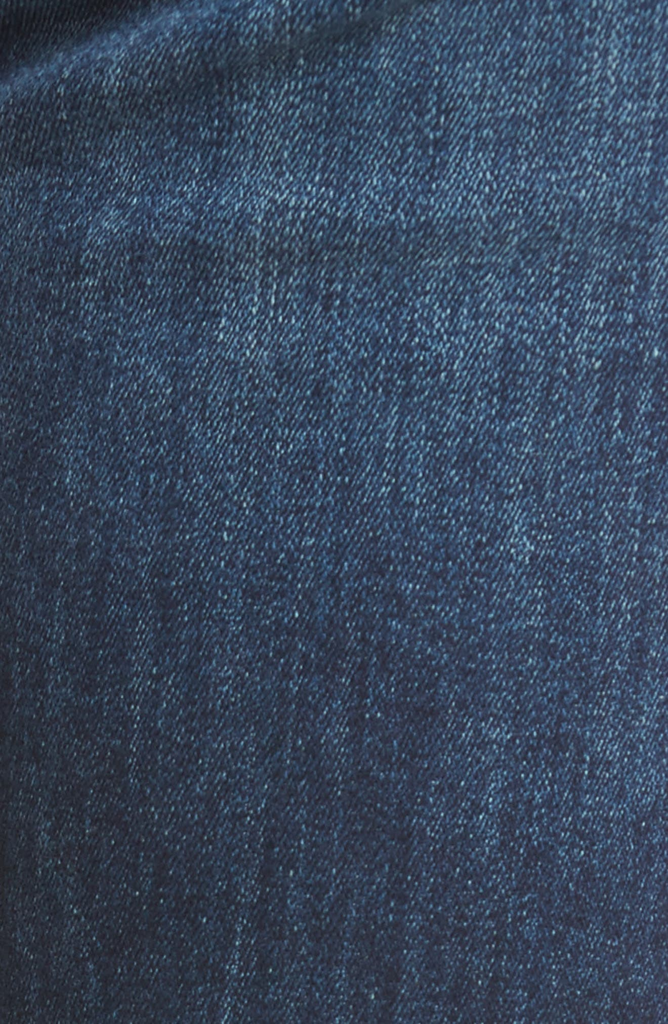 Angel Instasculpt Skinny Cigarette Jeans,                             Alternate thumbnail 6, color,                             405