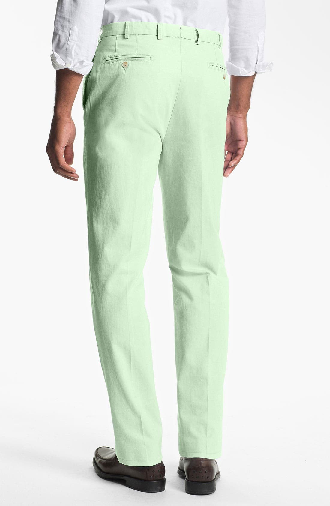 Garment Washed Twill Pants,                             Alternate thumbnail 29, color,