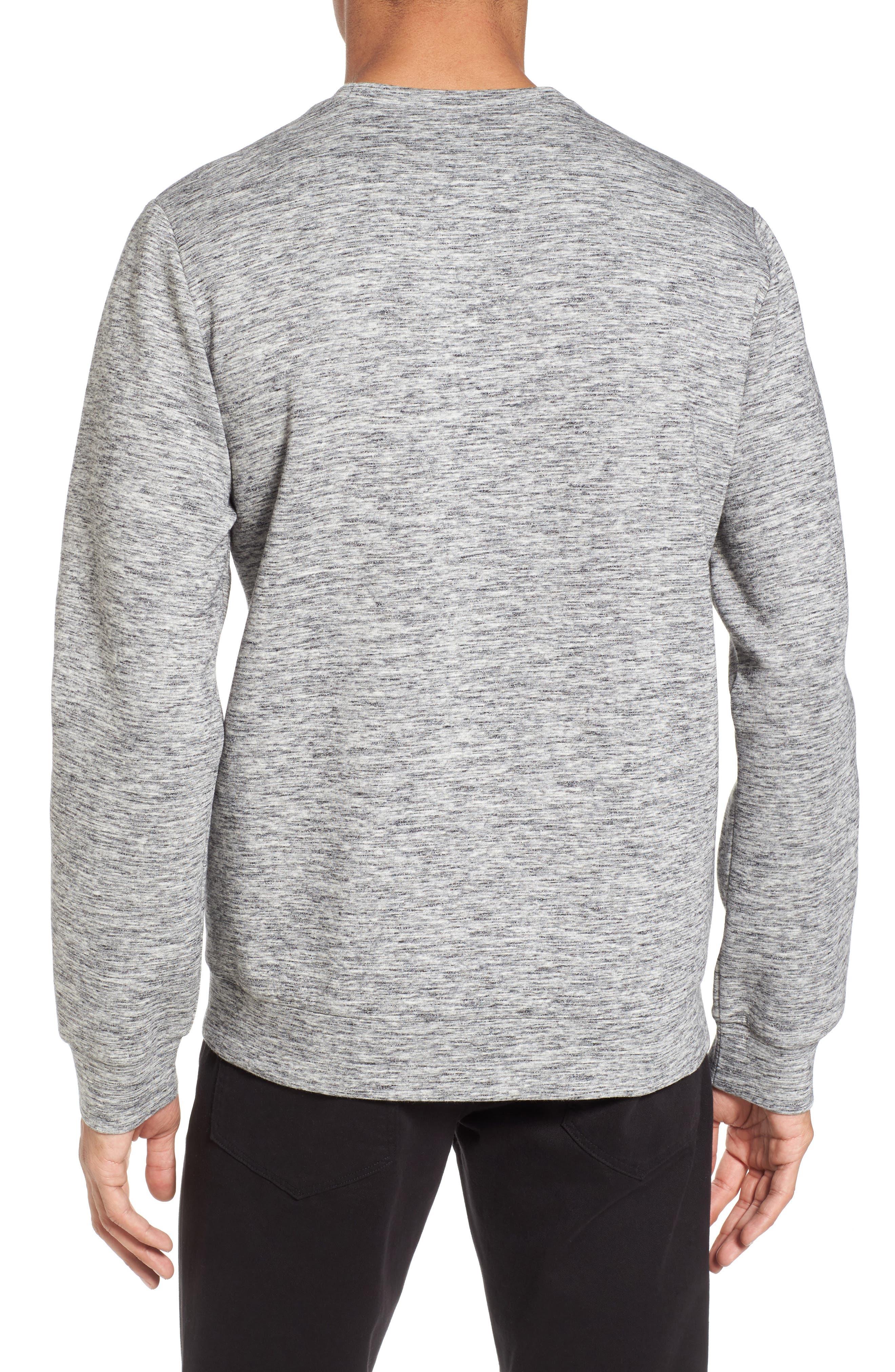 Space Dyed Sweatshirt,                             Alternate thumbnail 2, color,                             030