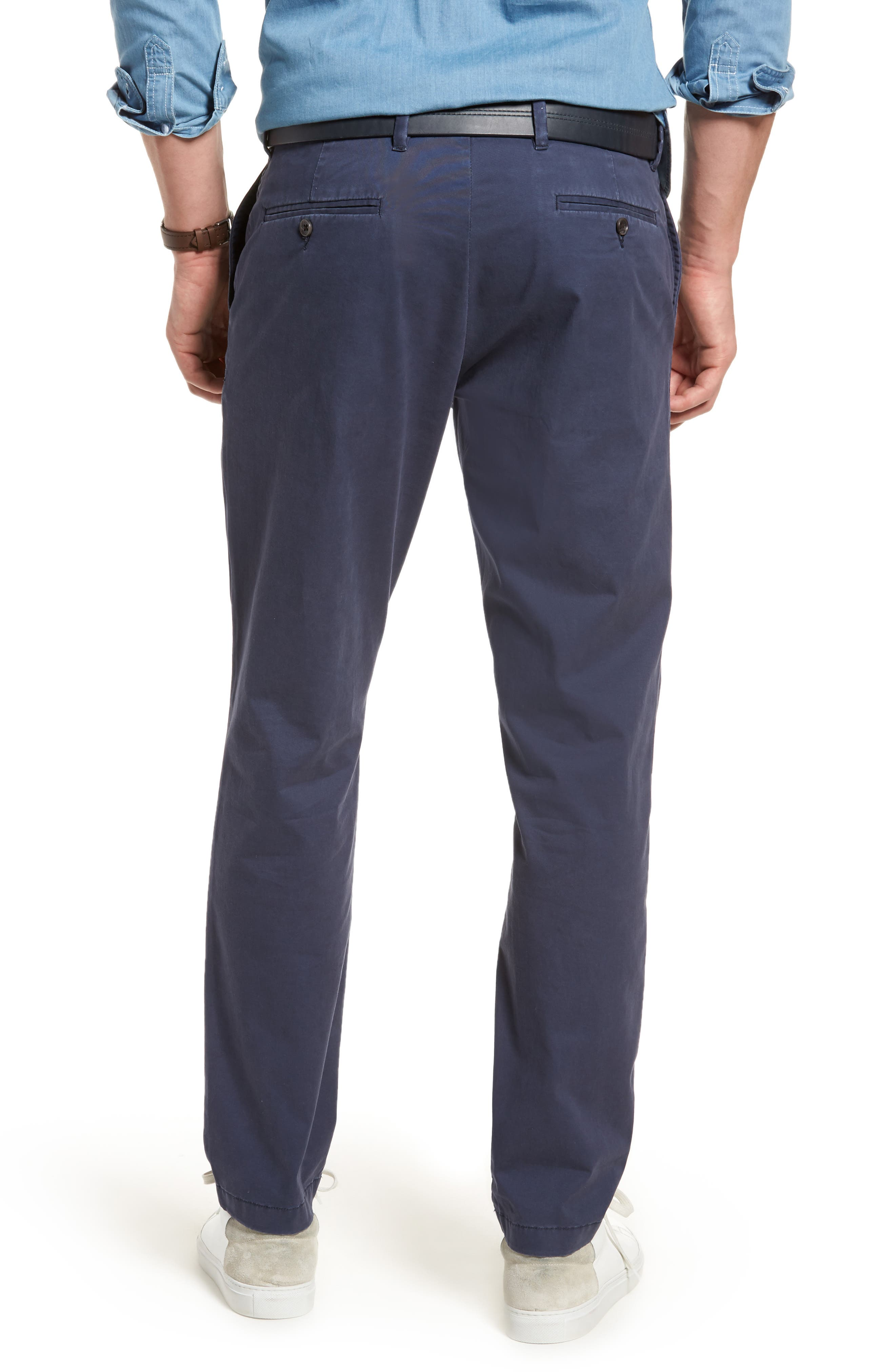 Fremont Relaxed Slim Fit Chinos,                             Alternate thumbnail 13, color,