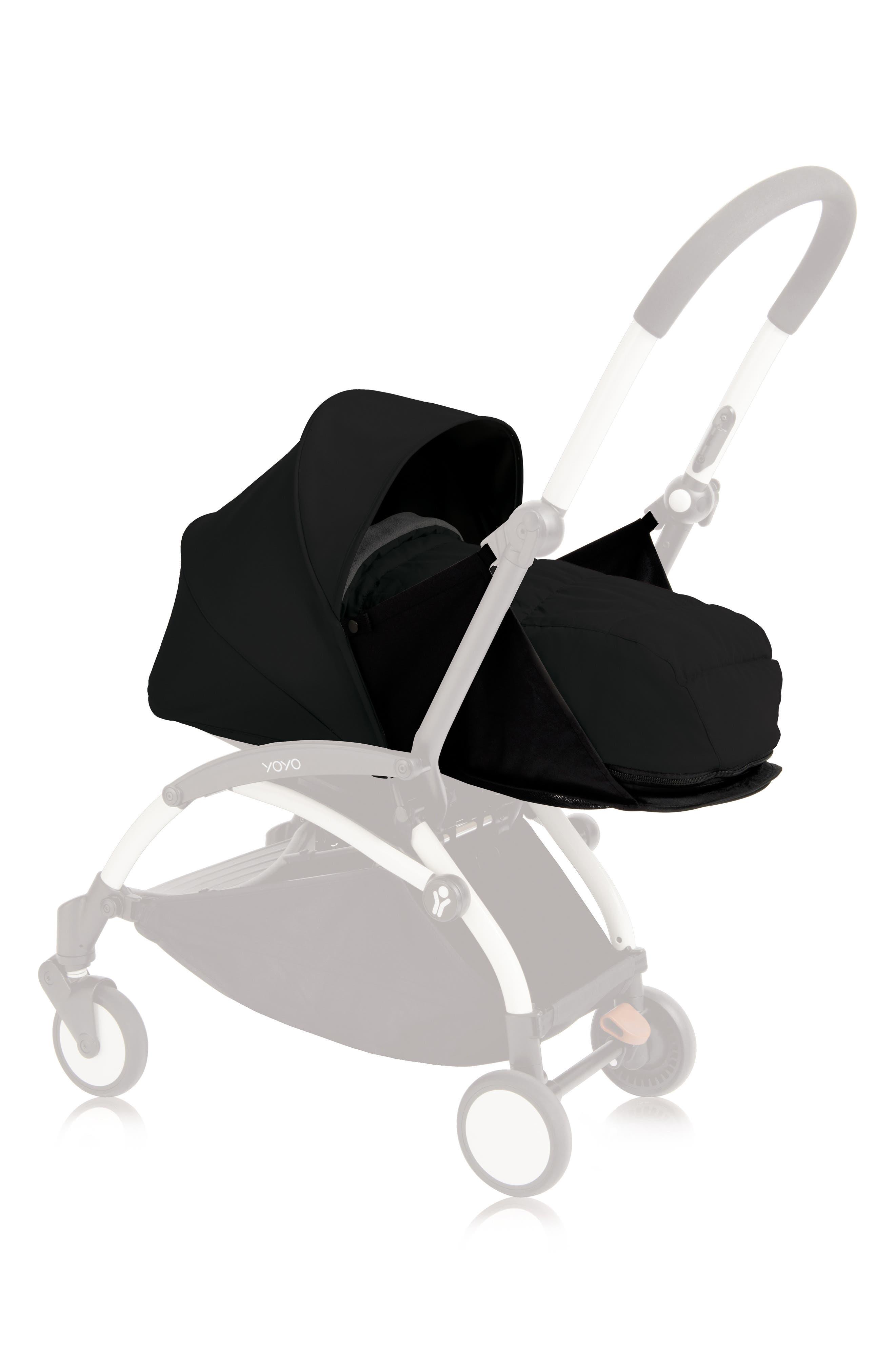 'YOYO+' Newborn Pack,                         Main,                         color, BLACK