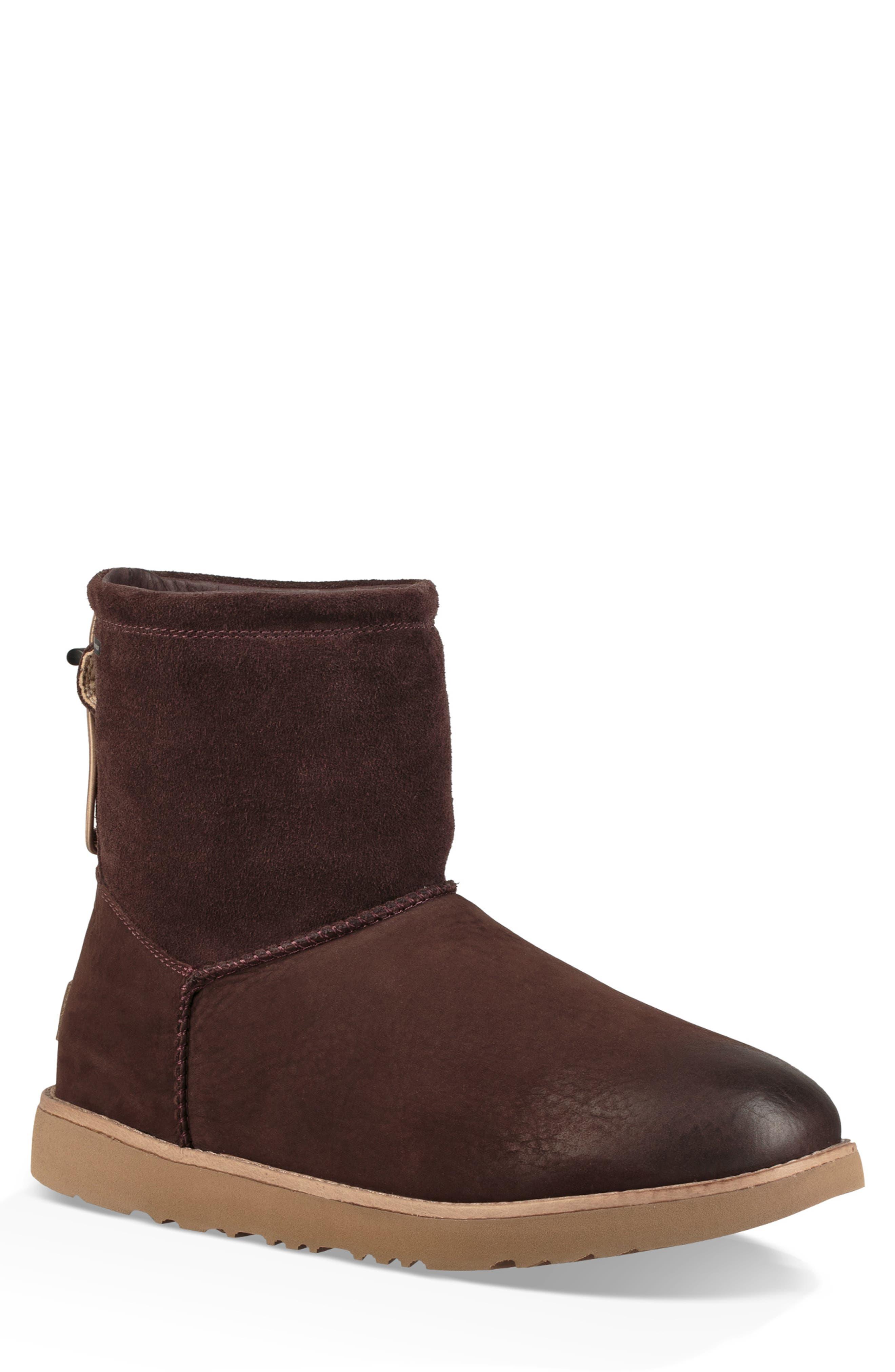 Ugg Classic Waterproof Boot, Brown