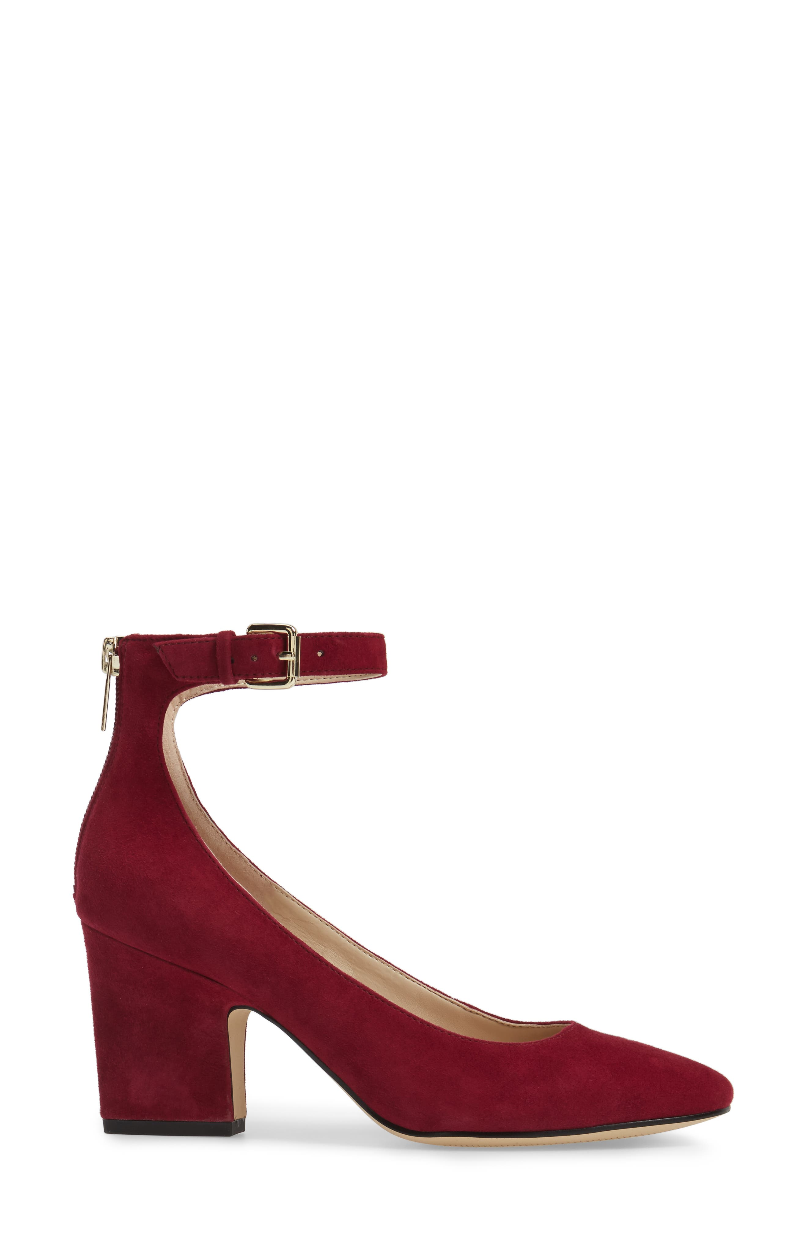 Anisy Ankle Strap Pump,                             Alternate thumbnail 13, color,