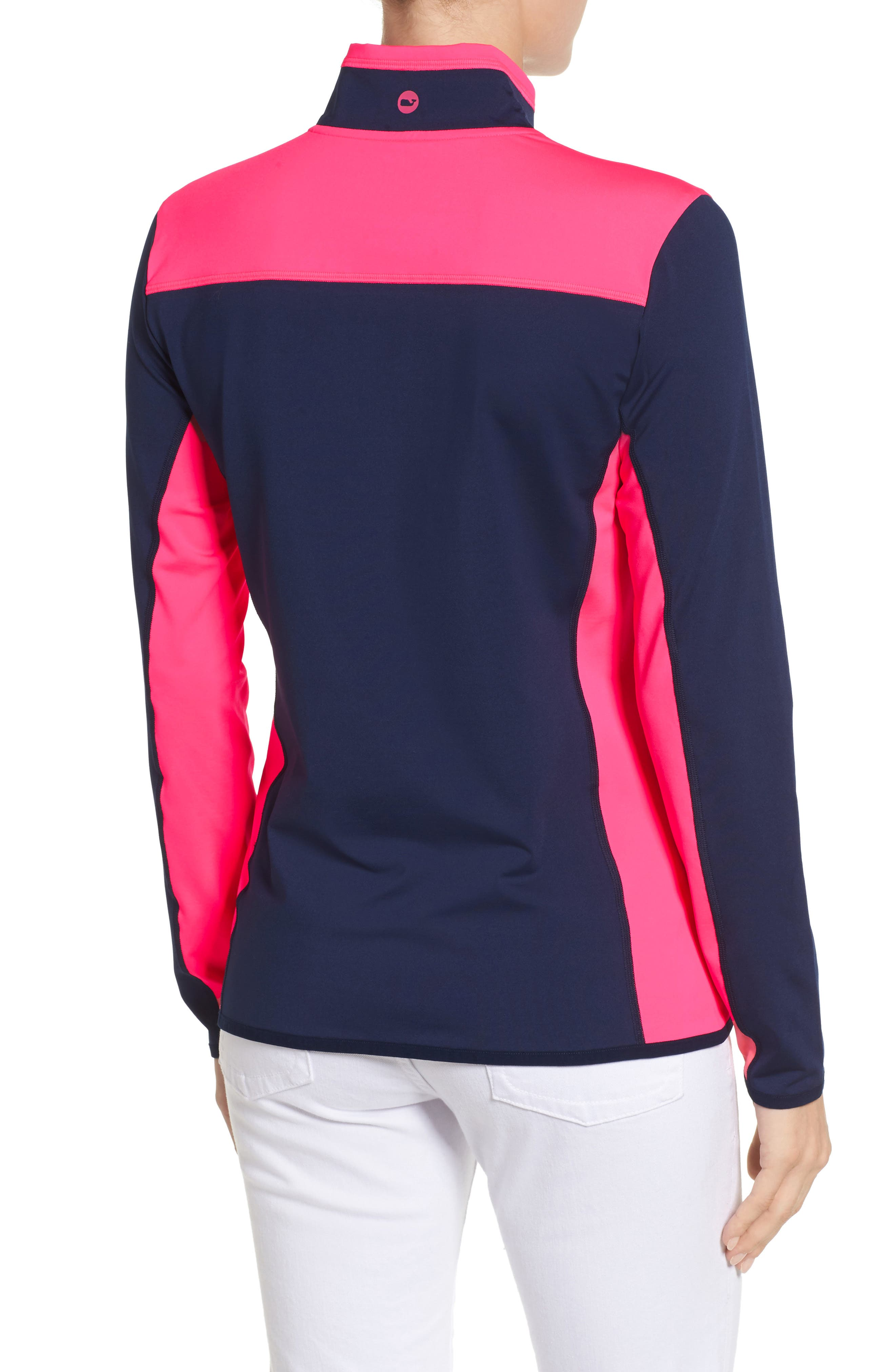 Performance Colorblock Shep Top,                             Alternate thumbnail 2, color,                             476