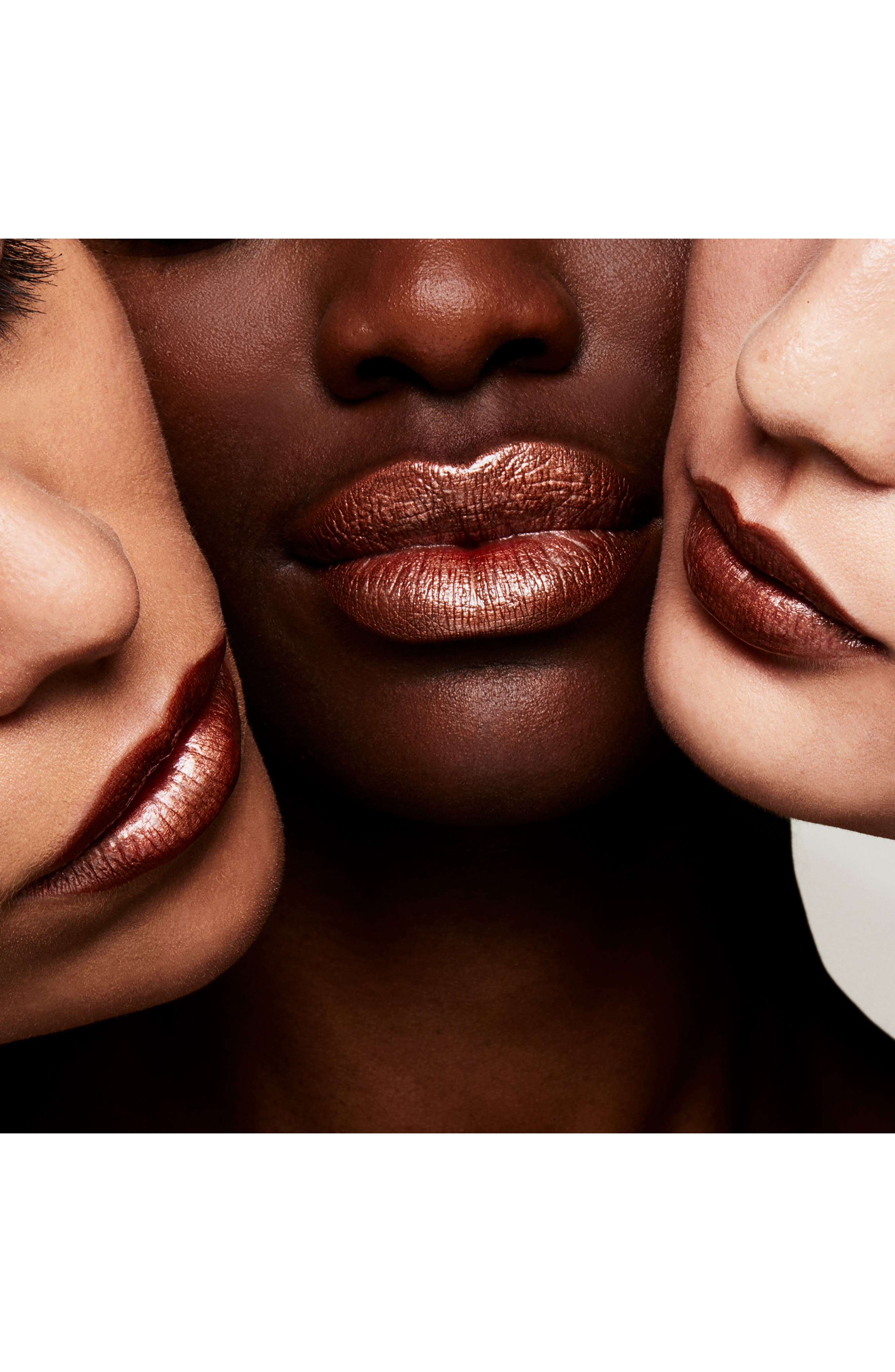 TOM FORD,                             Lip Lacquer,                             Alternate thumbnail 5, color,                             COPPER CHIC / METAL