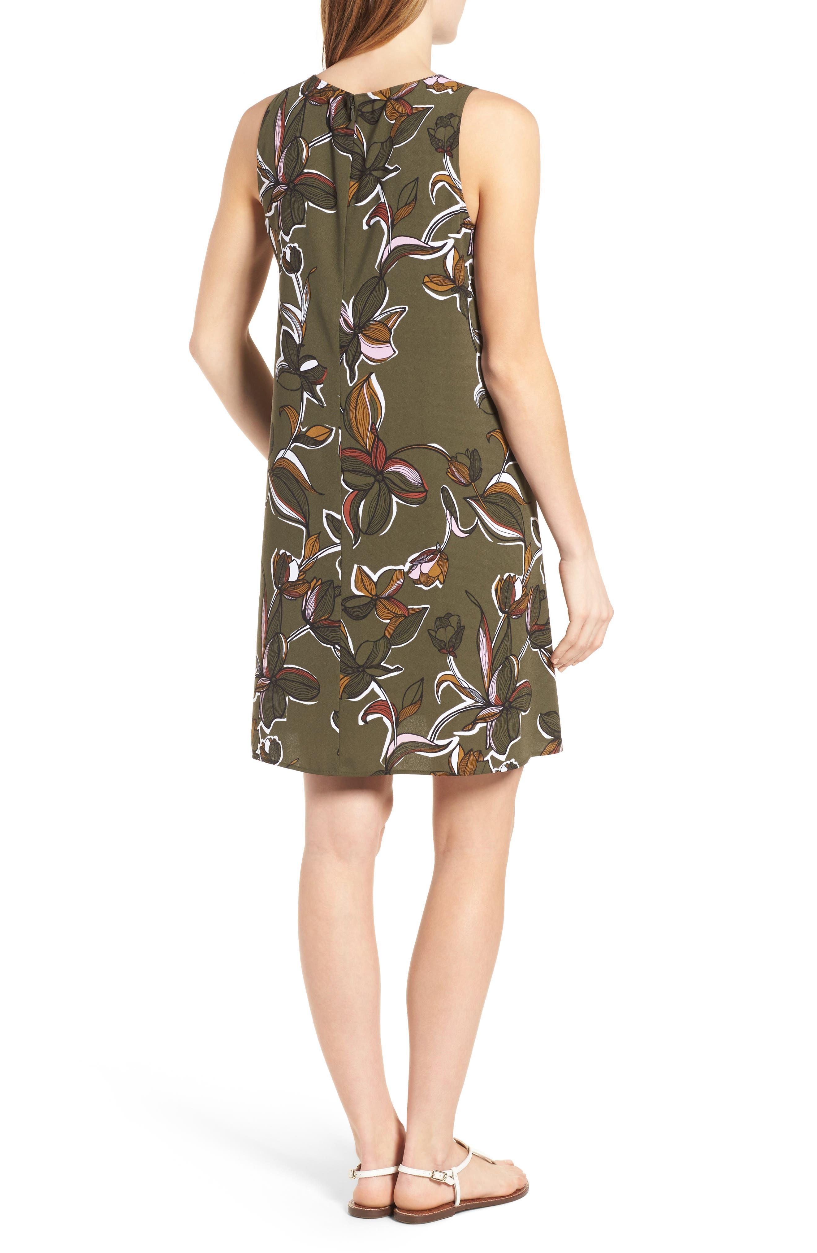A-Line Dress,                             Alternate thumbnail 51, color,