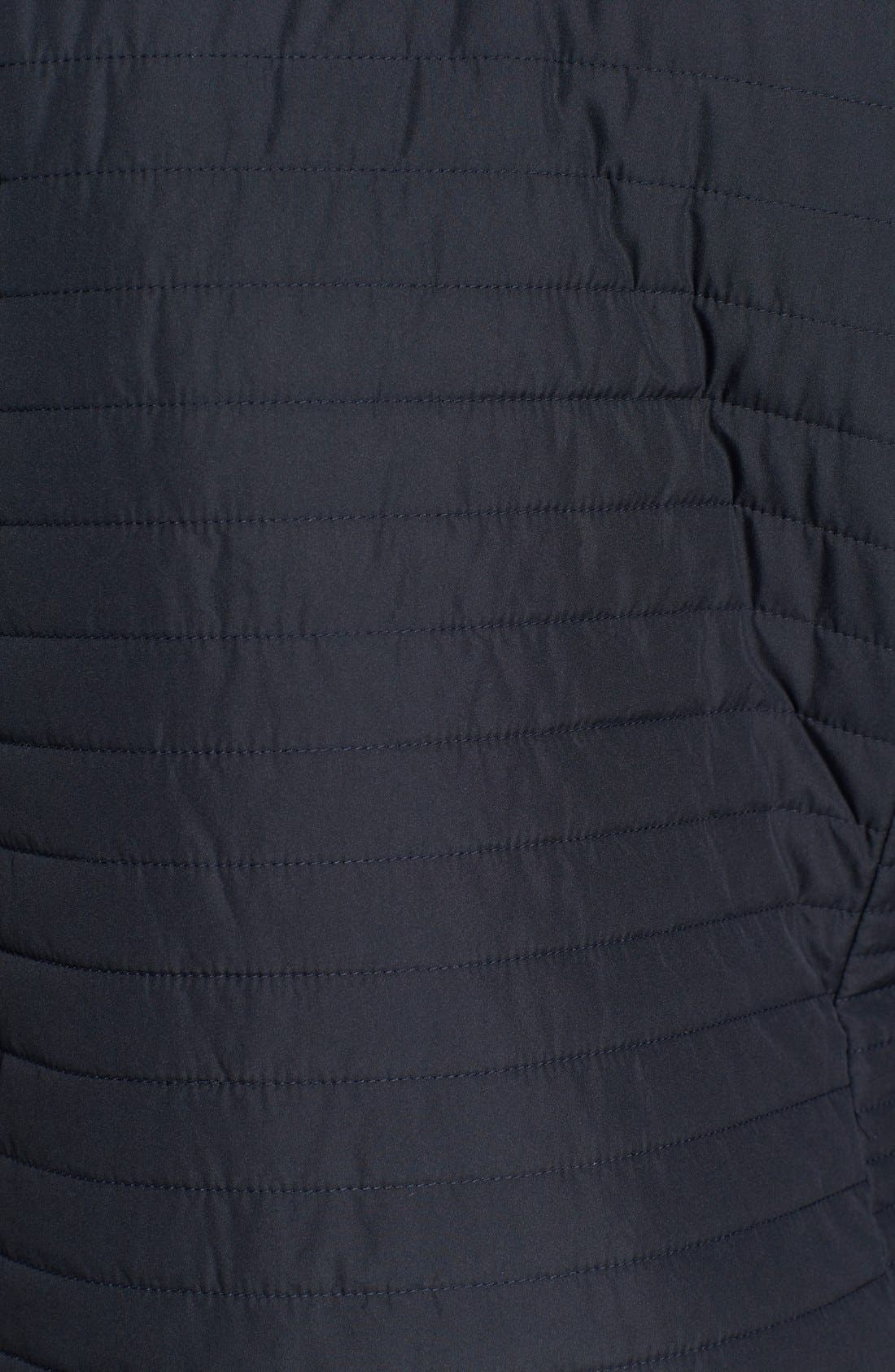 'Crew' Water & Wind Resistant Primaloft<sup>®</sup> Jacket,                             Alternate thumbnail 3, color,                             NAVY