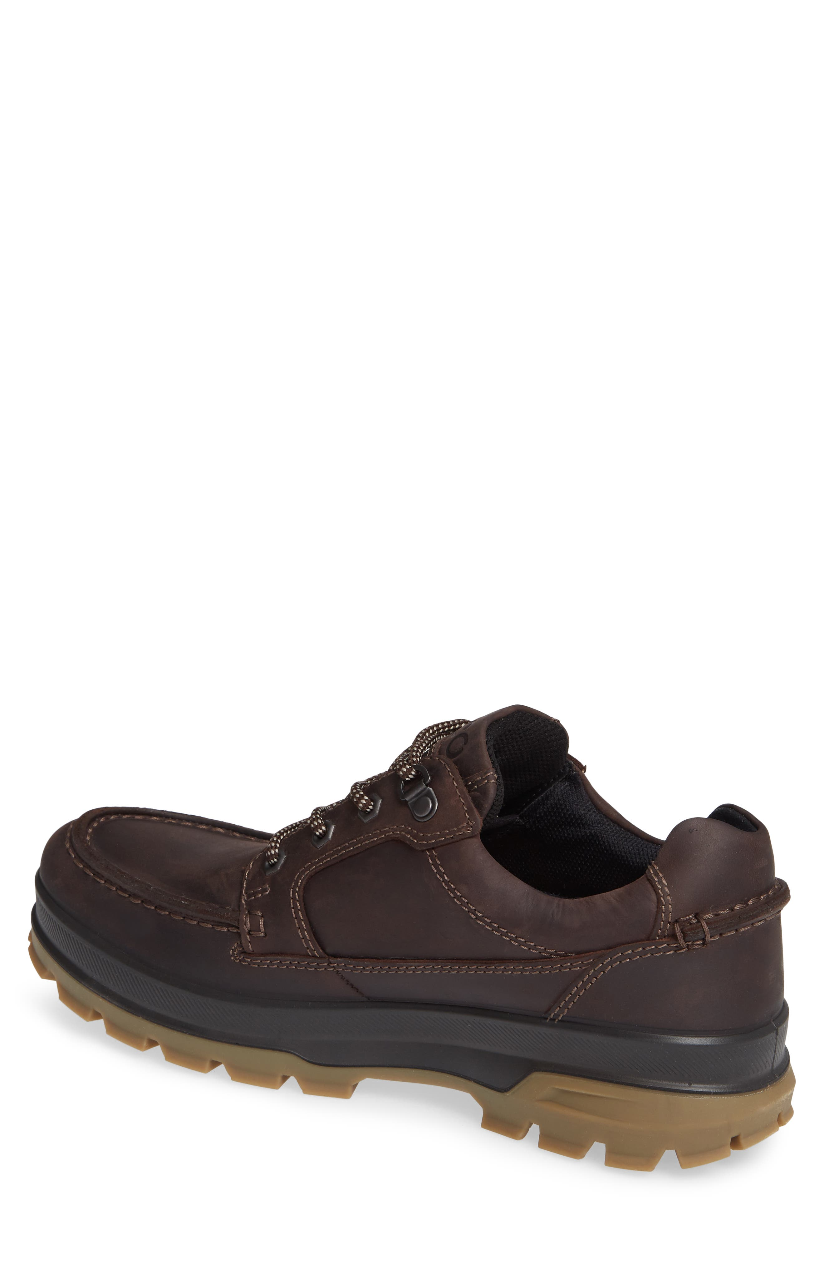 Rugged Track Low Gore-Tex<sup>®</sup> Oxford,                             Alternate thumbnail 2, color,                             MOCHA LEATHER