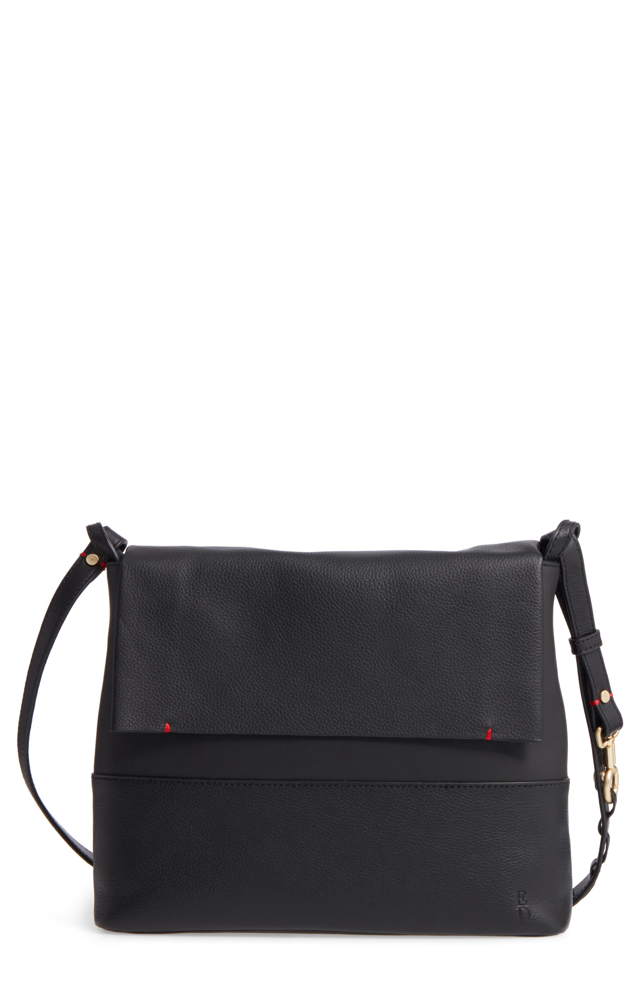 Medium Brea Crossbody Bag,                             Main thumbnail 1, color,                             001