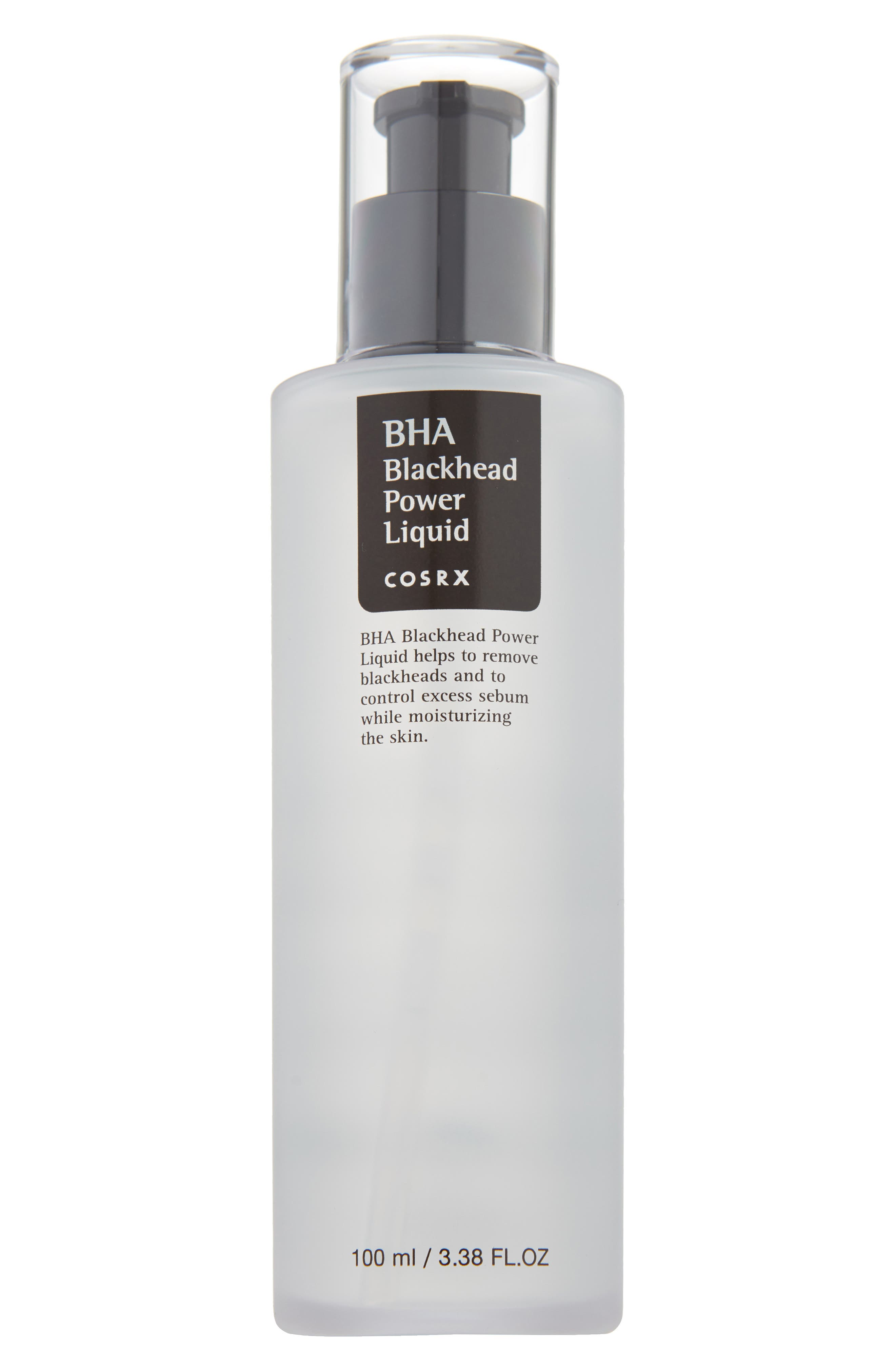 COSRX Bha Blackhead Power Liquid in Clear
