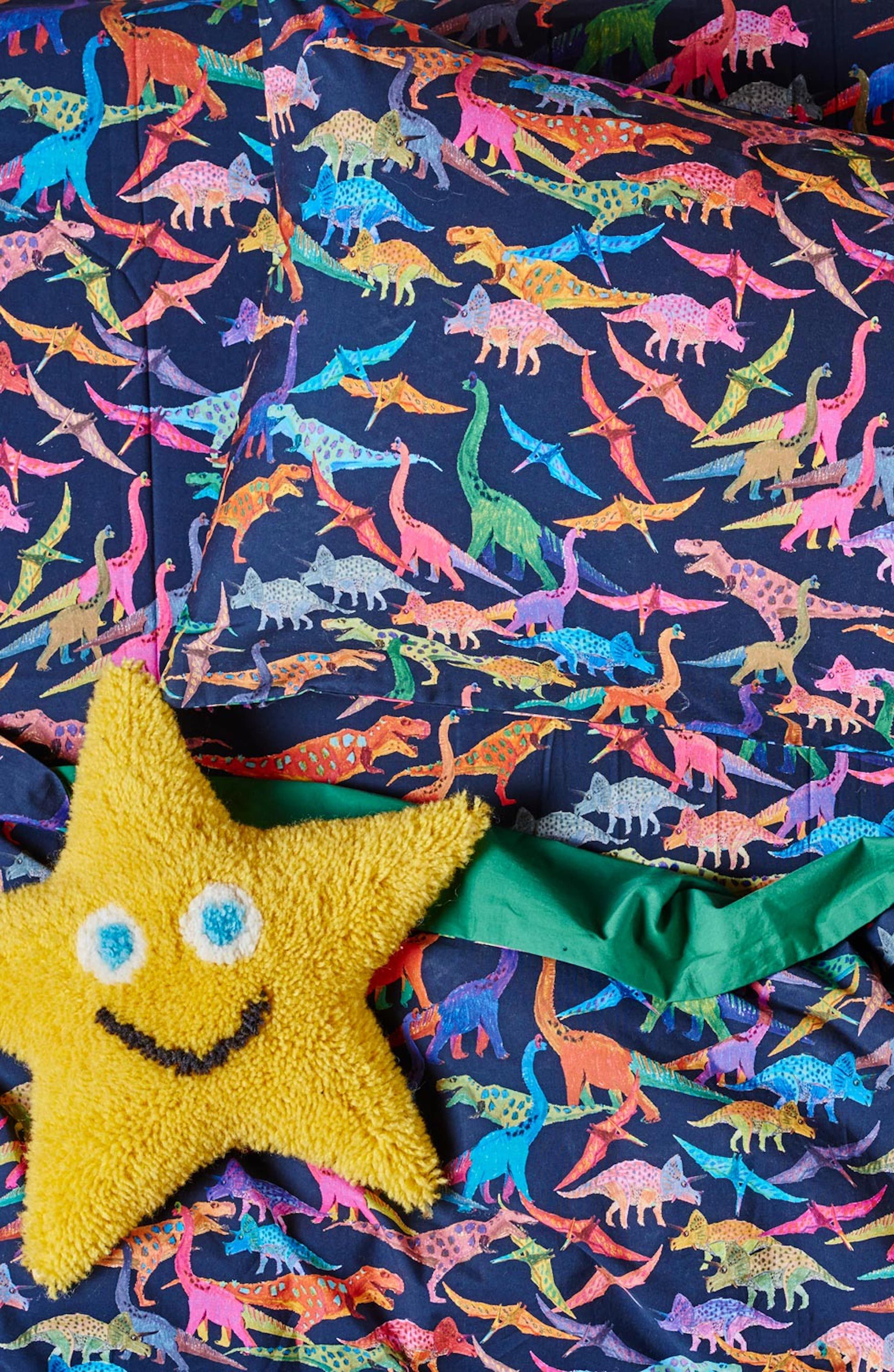 Dino Max Cotton Pillowcase,                         Main,                         color, 001