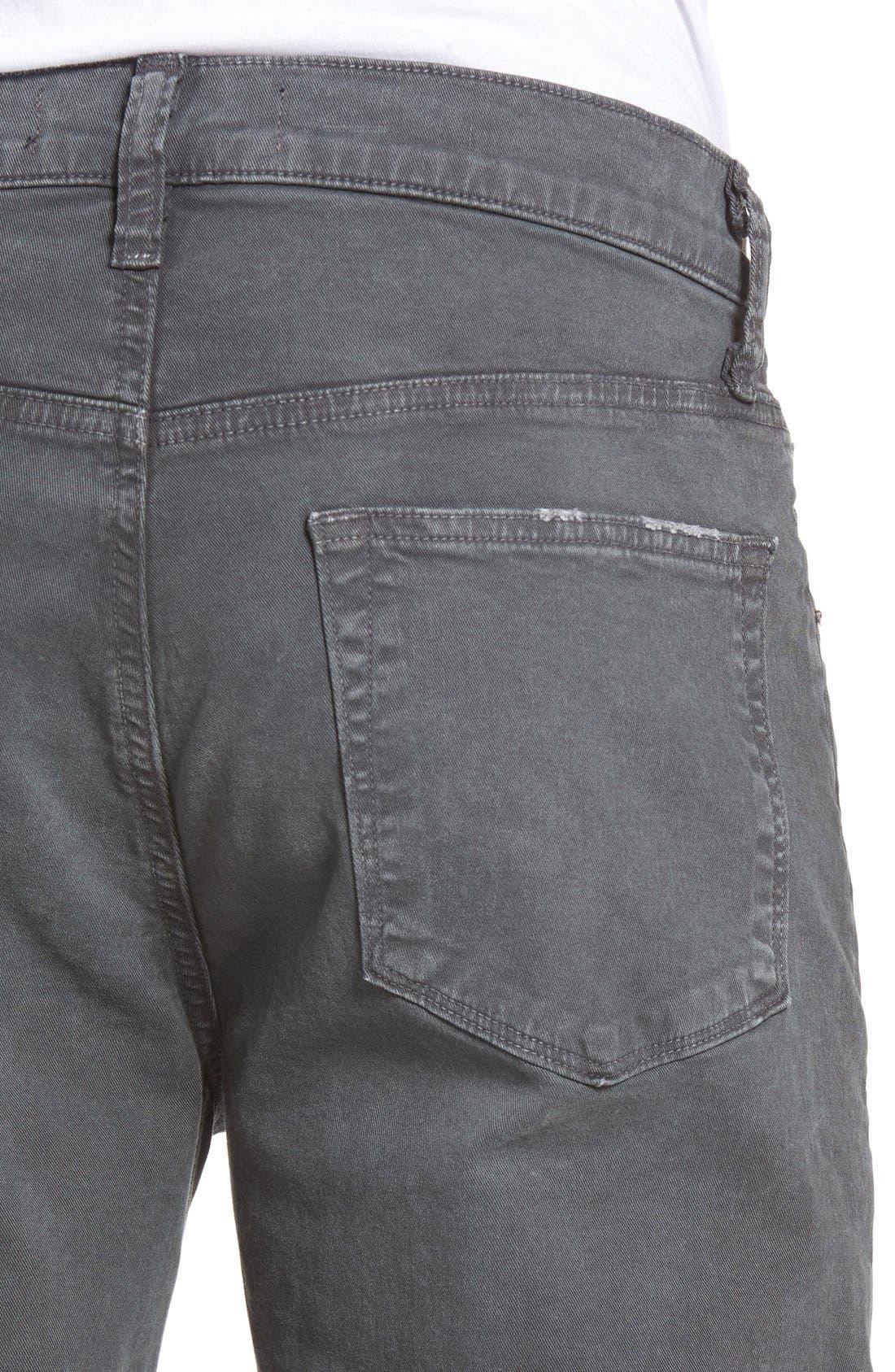Tyler Slim Fit Jeans,                             Alternate thumbnail 7, color,