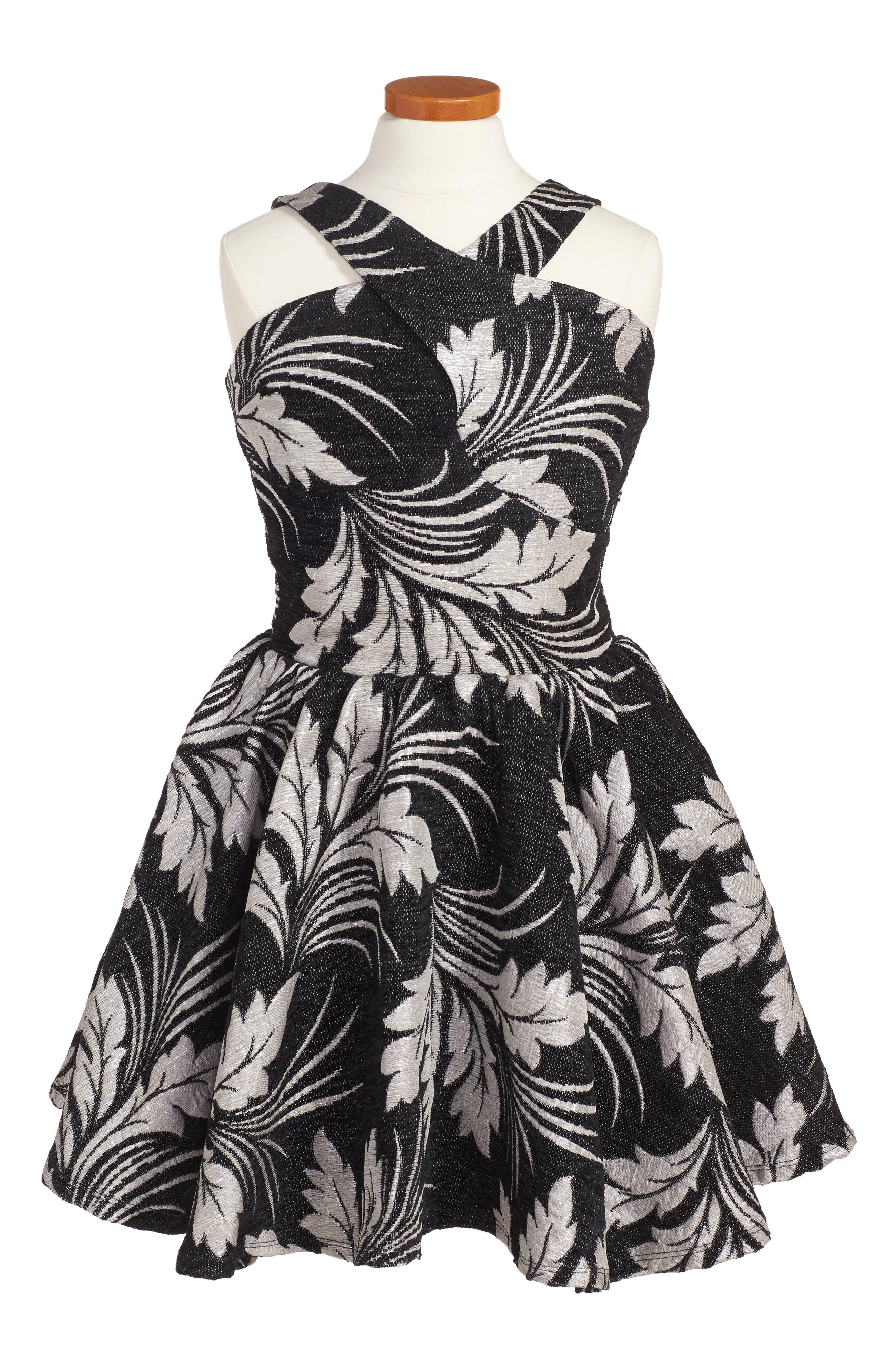 Wiona Dress,                             Main thumbnail 1, color,                             001